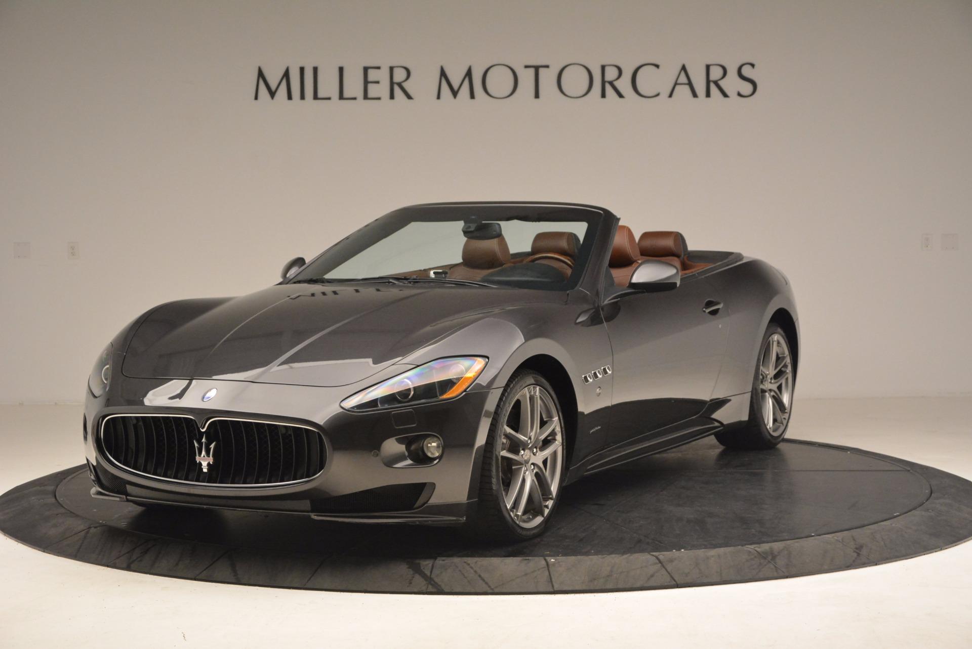 Used 2012 Maserati GranTurismo Sport For Sale In Greenwich, CT. Alfa Romeo of Greenwich, A1225A 1097_main
