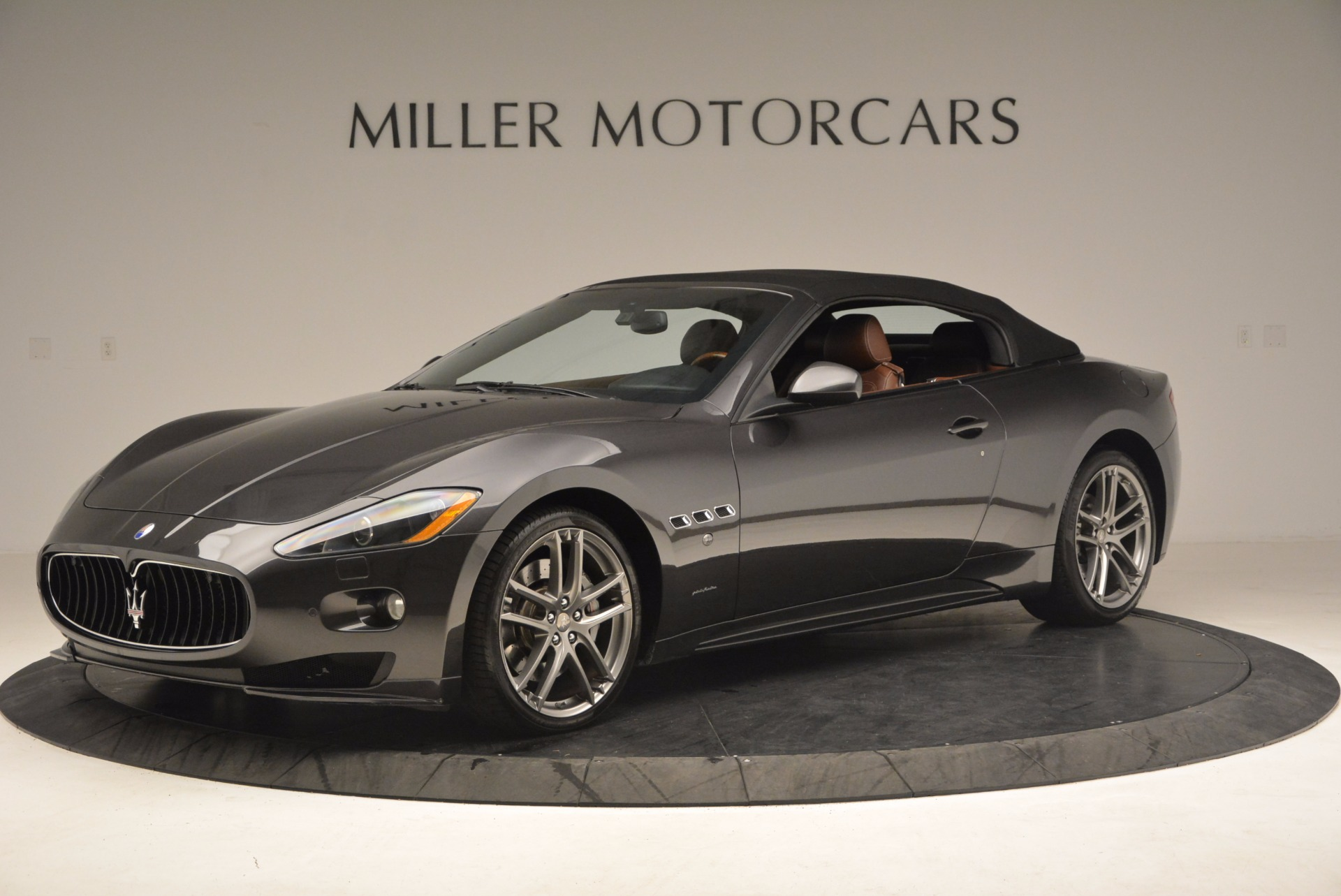Used 2012 Maserati GranTurismo Sport For Sale In Greenwich, CT. Alfa Romeo of Greenwich, A1225A 1097_p14