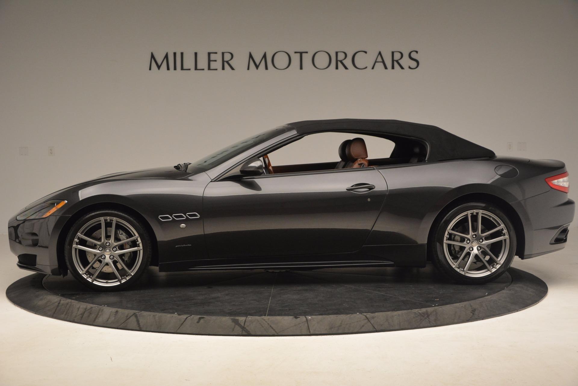 Used 2012 Maserati GranTurismo Sport For Sale In Greenwich, CT. Alfa Romeo of Greenwich, A1225A 1097_p15