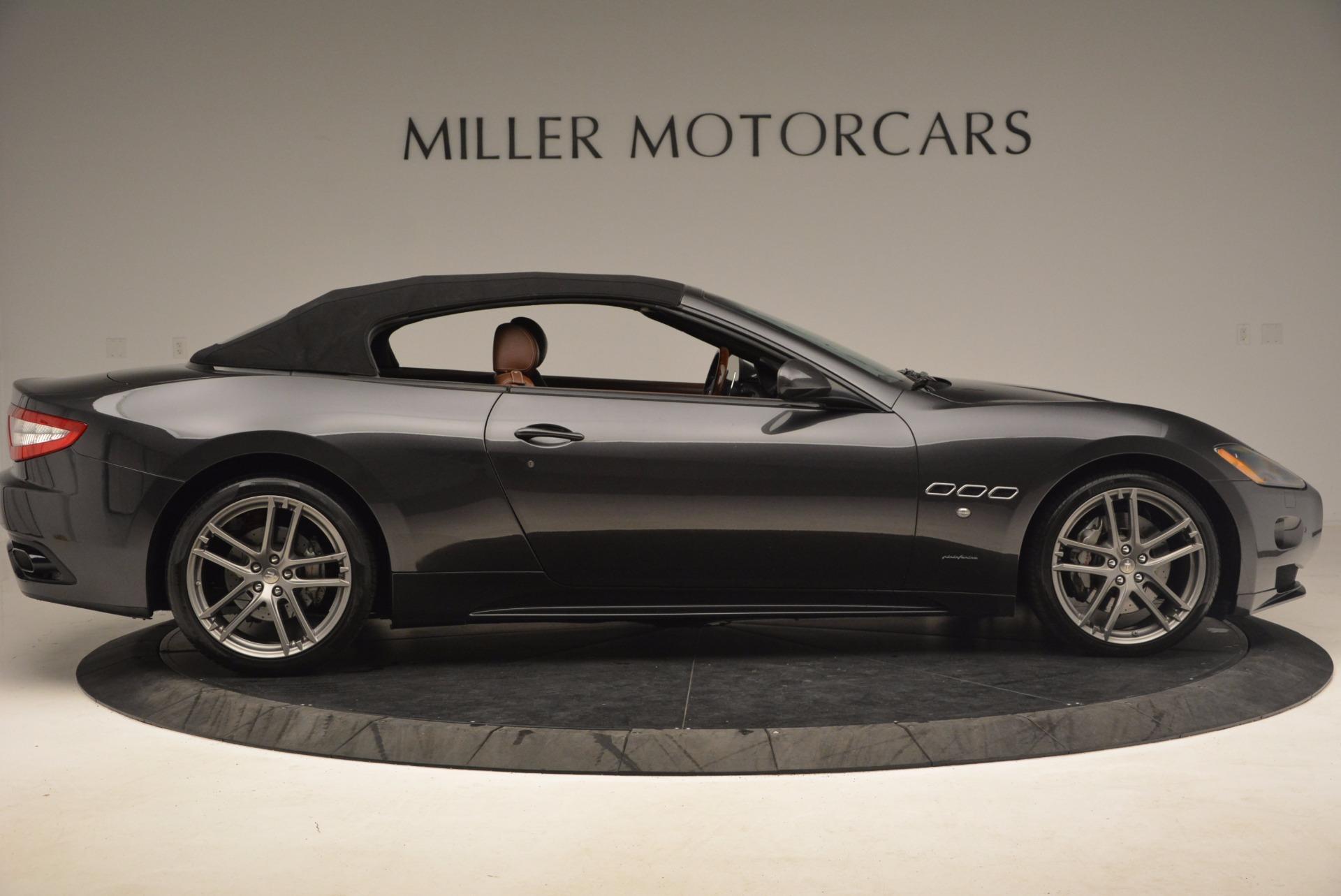 Used 2012 Maserati GranTurismo Sport For Sale In Greenwich, CT. Alfa Romeo of Greenwich, A1225A 1097_p16
