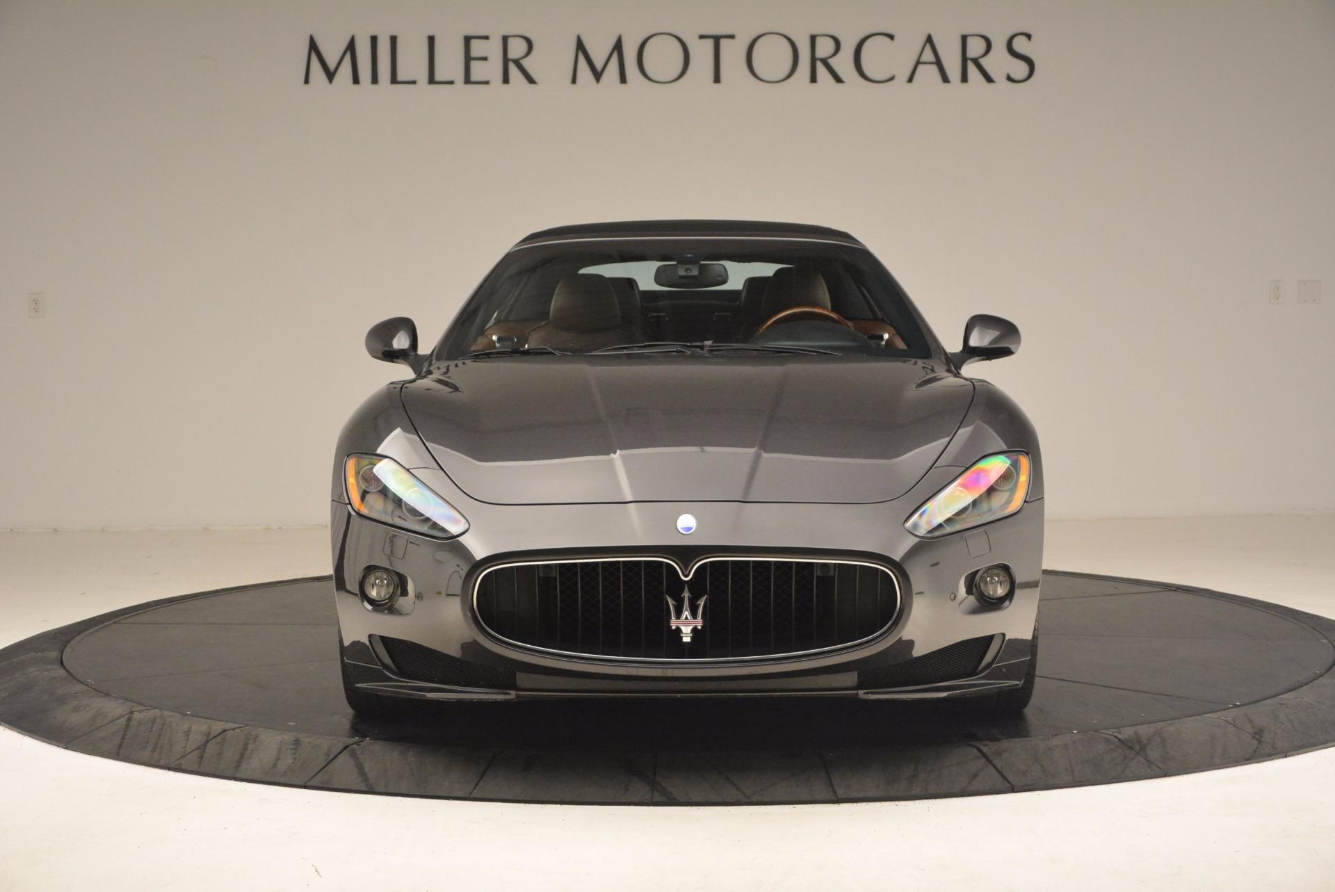 Used 2012 Maserati GranTurismo Sport For Sale In Greenwich, CT. Alfa Romeo of Greenwich, A1225A 1097_p19
