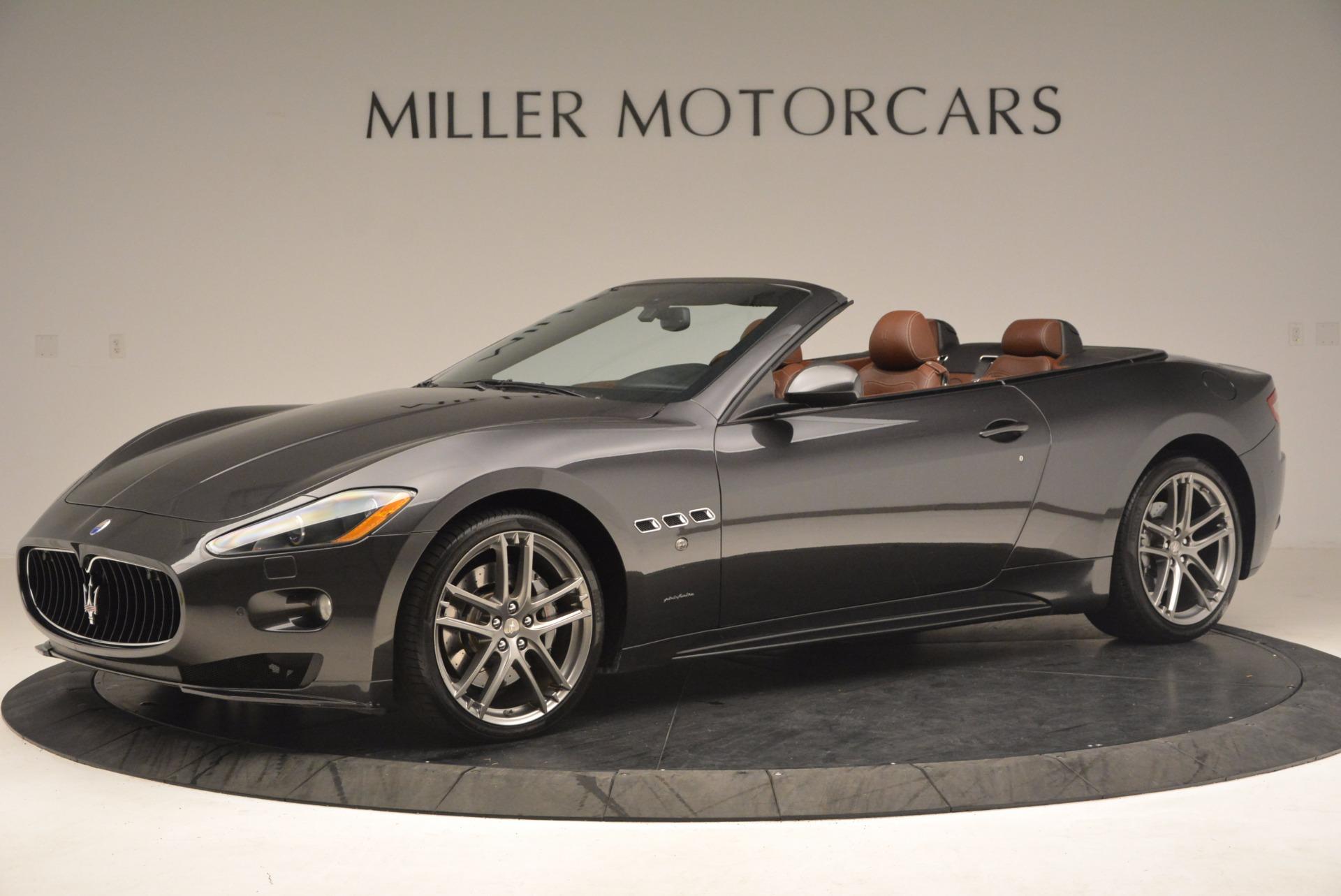 Used 2012 Maserati GranTurismo Sport For Sale In Greenwich, CT. Alfa Romeo of Greenwich, A1225A 1097_p2