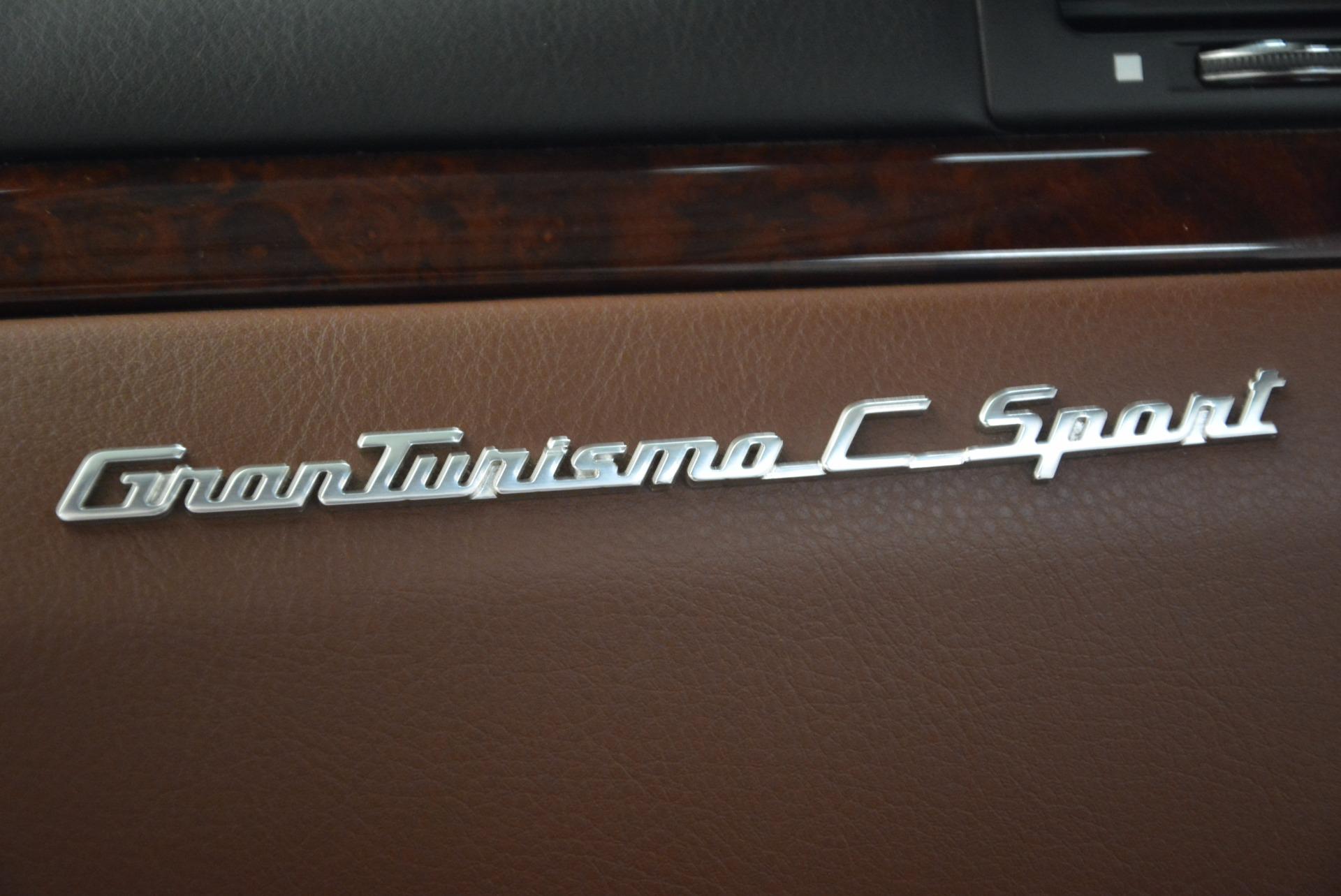 Used 2012 Maserati GranTurismo Sport For Sale In Greenwich, CT. Alfa Romeo of Greenwich, A1225A 1097_p30