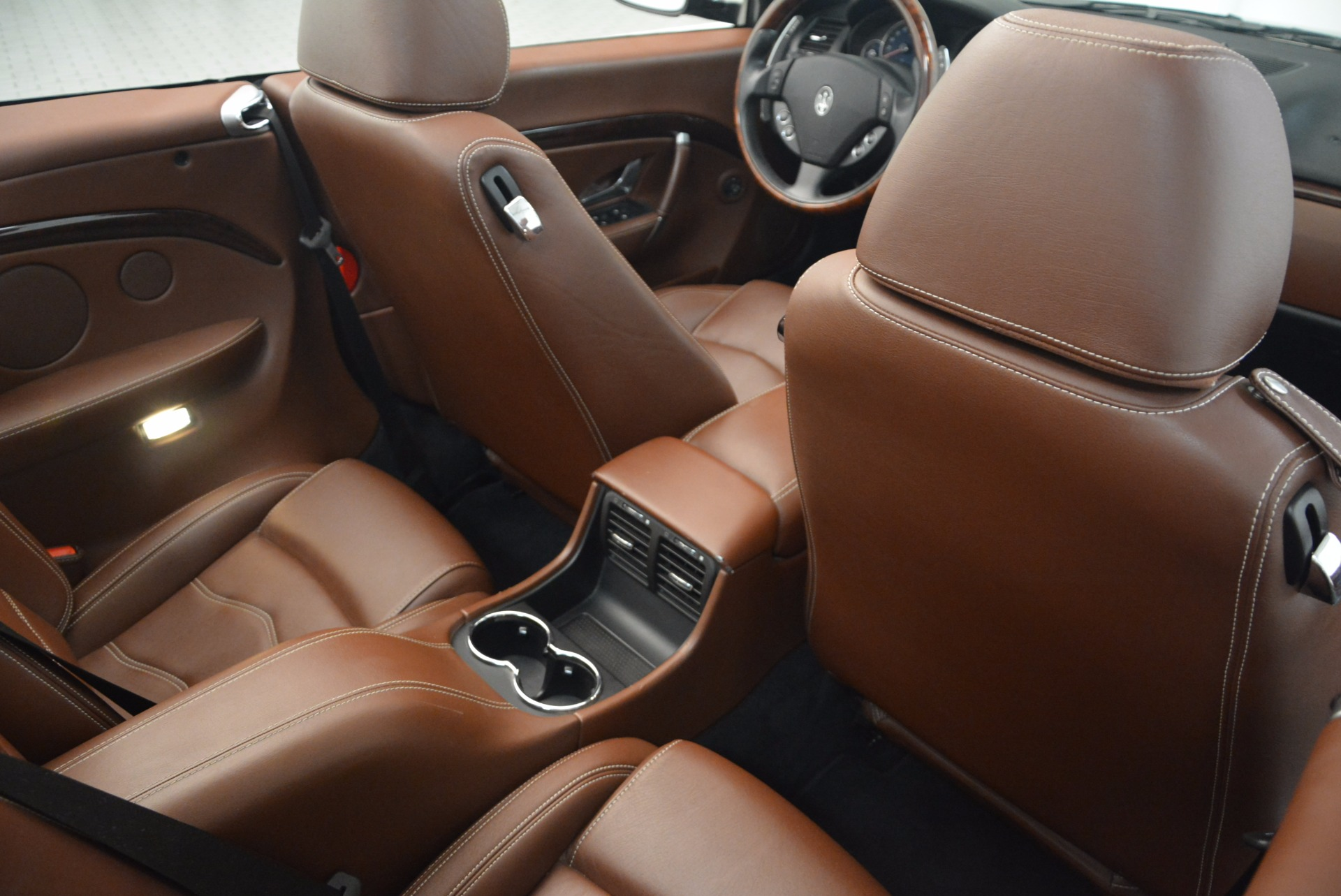 Used 2012 Maserati GranTurismo Sport For Sale In Greenwich, CT. Alfa Romeo of Greenwich, A1225A 1097_p31
