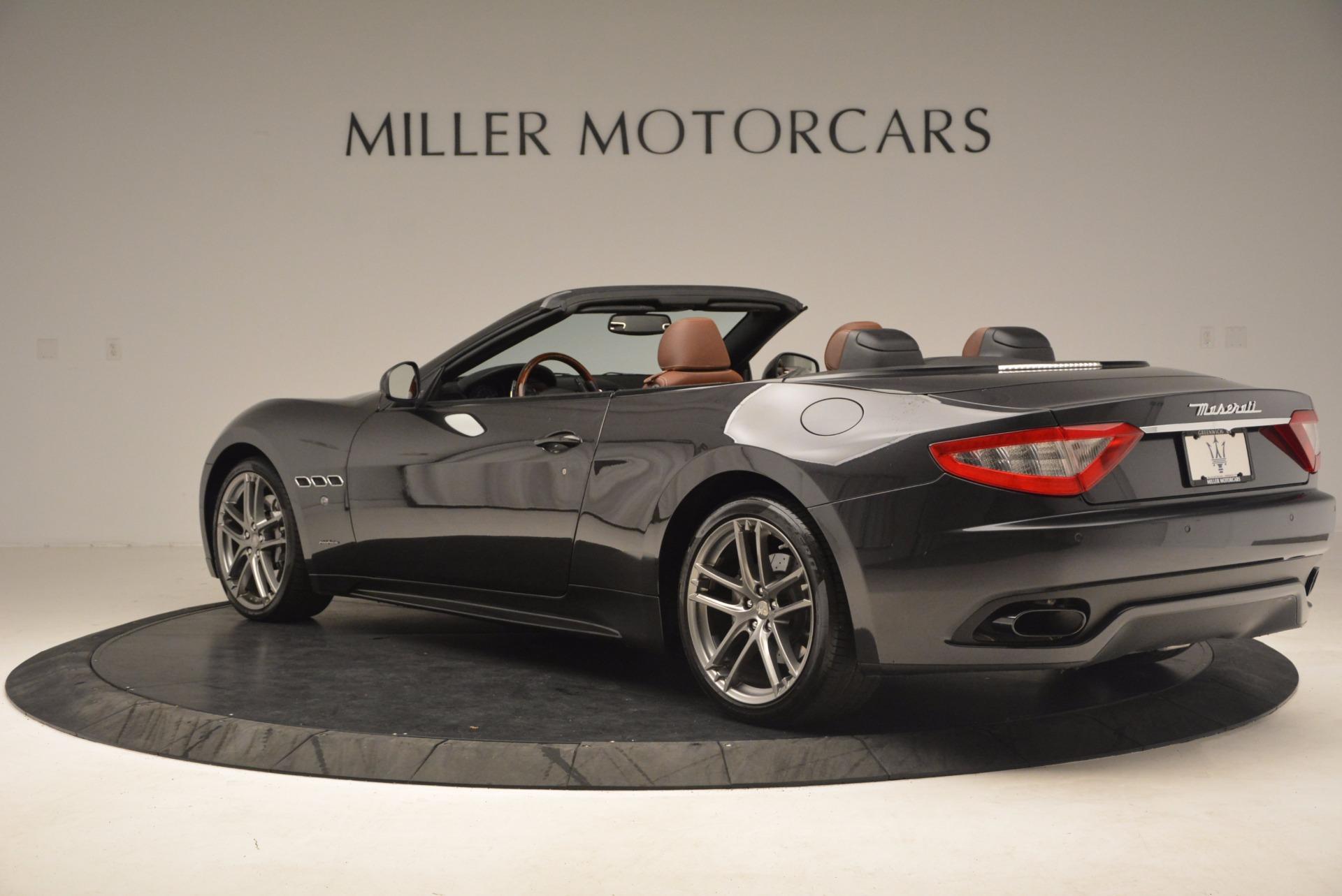Used 2012 Maserati GranTurismo Sport For Sale In Greenwich, CT. Alfa Romeo of Greenwich, A1225A 1097_p4