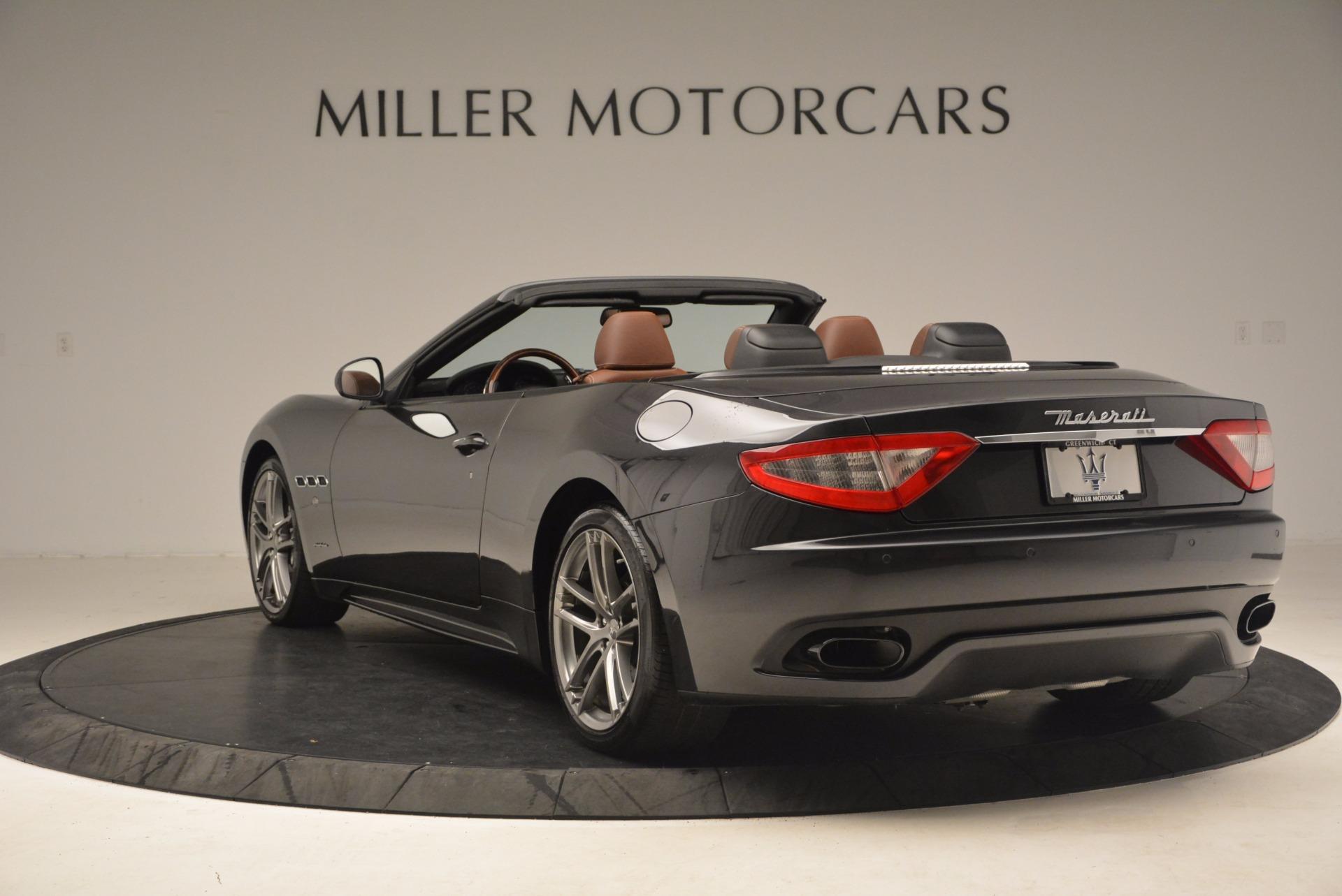 Used 2012 Maserati GranTurismo Sport For Sale In Greenwich, CT. Alfa Romeo of Greenwich, A1225A 1097_p5