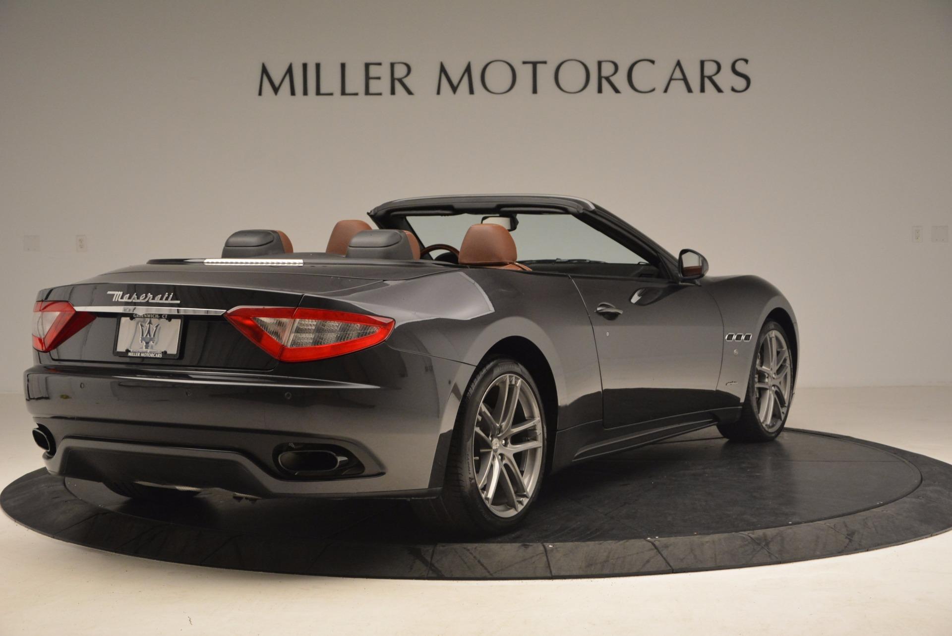 Used 2012 Maserati GranTurismo Sport For Sale In Greenwich, CT. Alfa Romeo of Greenwich, A1225A 1097_p7