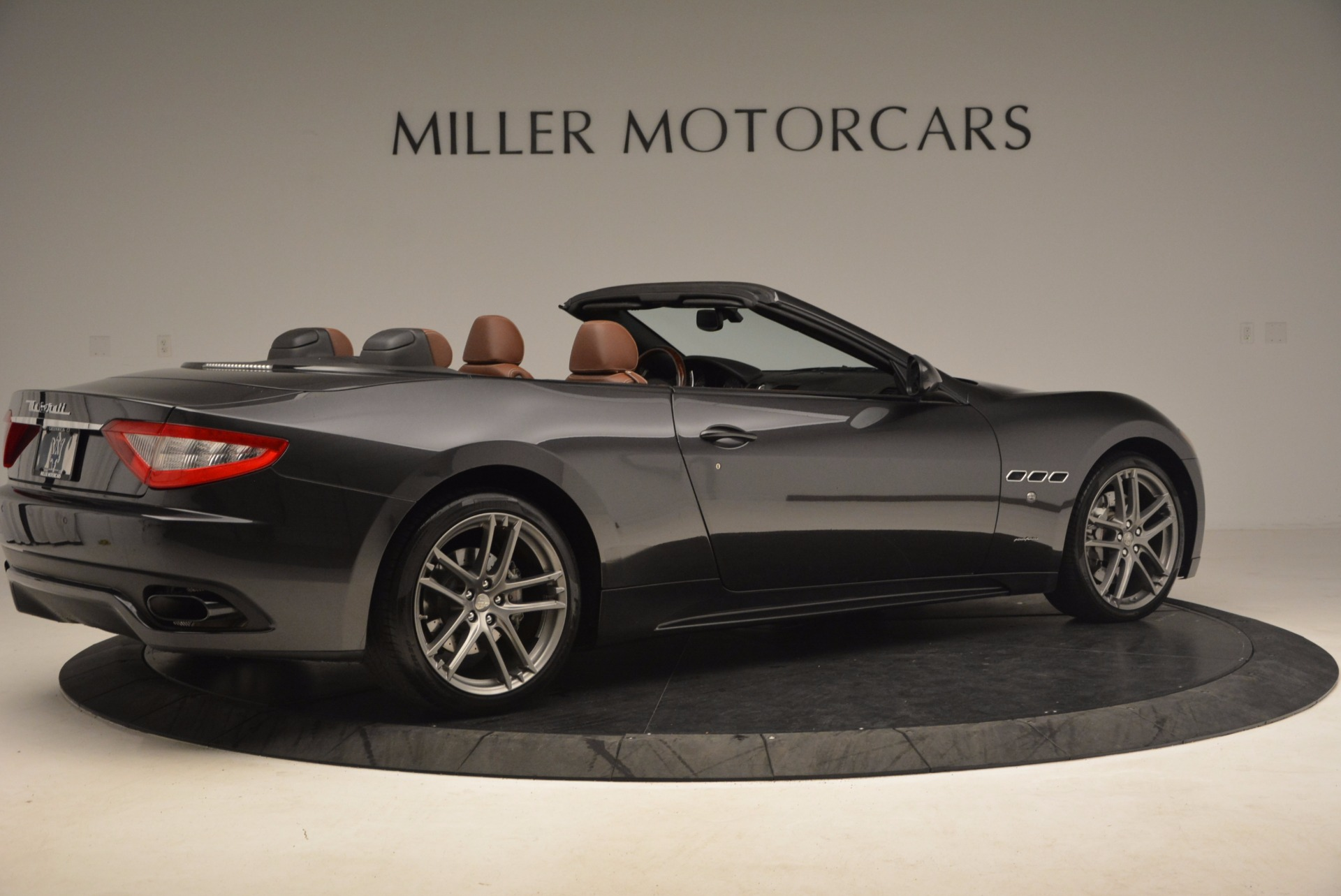 Used 2012 Maserati GranTurismo Sport For Sale In Greenwich, CT. Alfa Romeo of Greenwich, A1225A 1097_p8
