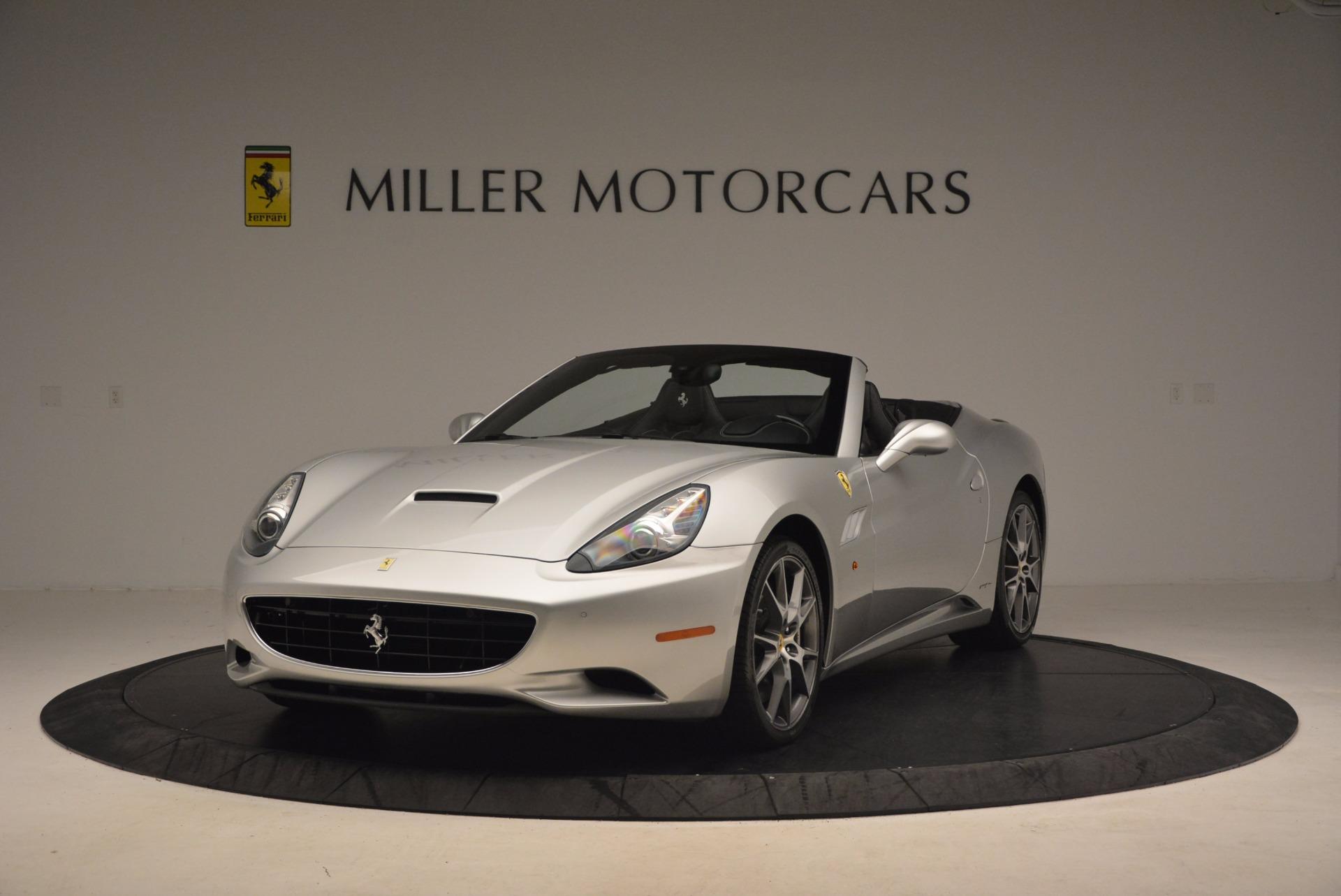 Used 2012 Ferrari California  For Sale In Greenwich, CT. Alfa Romeo of Greenwich, 4385 1098_main