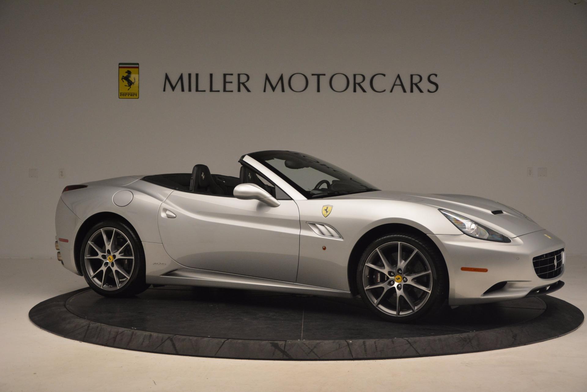 Used 2012 Ferrari California  For Sale In Greenwich, CT. Alfa Romeo of Greenwich, 4385 1098_p10