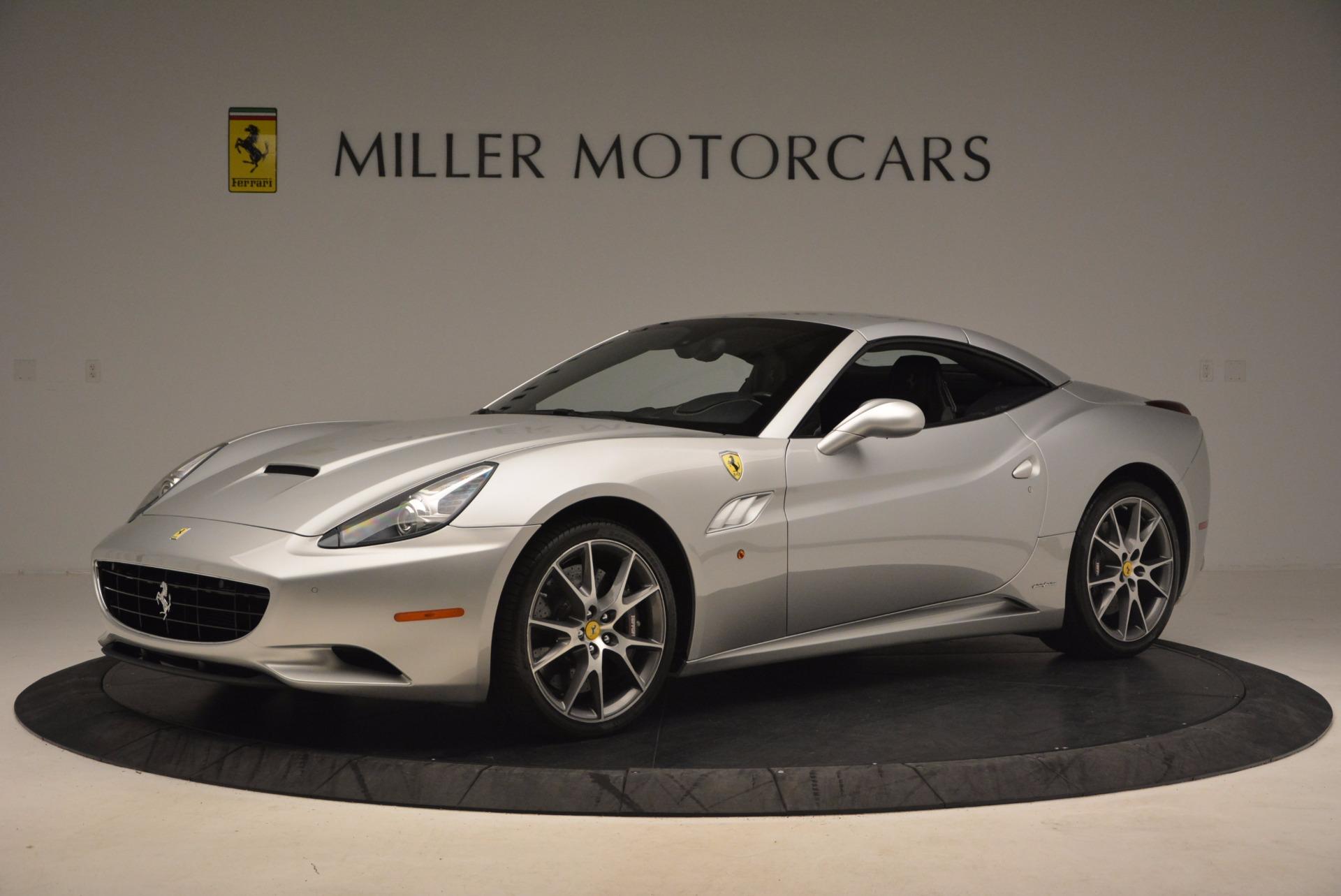 Used 2012 Ferrari California  For Sale In Greenwich, CT. Alfa Romeo of Greenwich, 4385 1098_p14