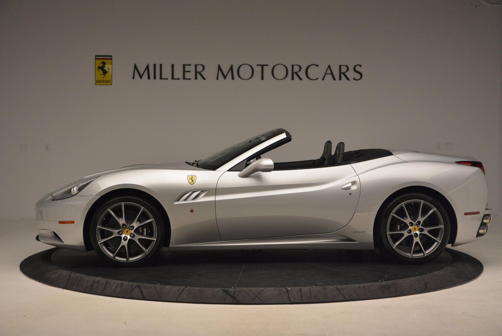 Used 2012 Ferrari California  For Sale In Greenwich, CT. Alfa Romeo of Greenwich, 4385 1098_p3