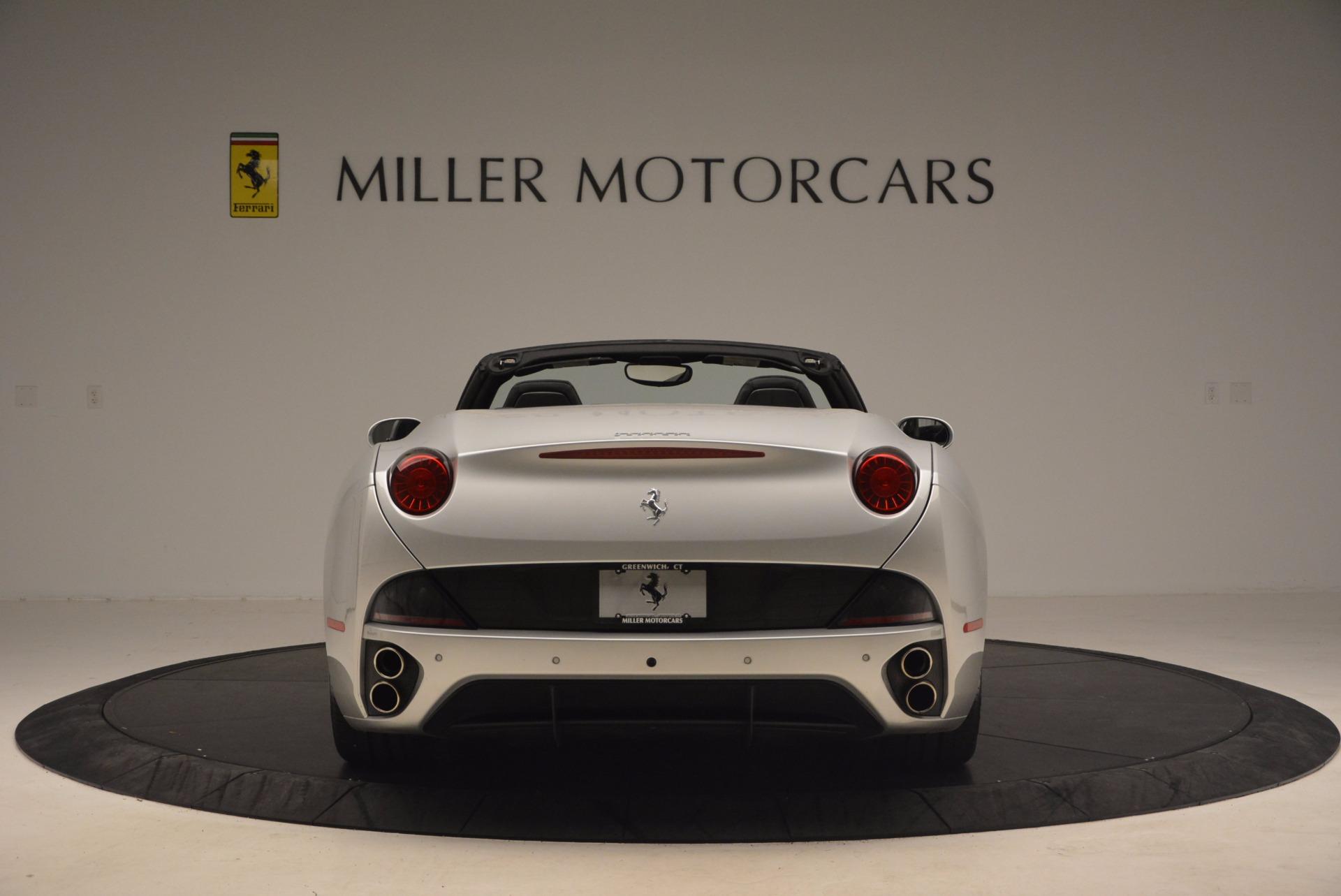 Used 2012 Ferrari California  For Sale In Greenwich, CT. Alfa Romeo of Greenwich, 4385 1098_p6