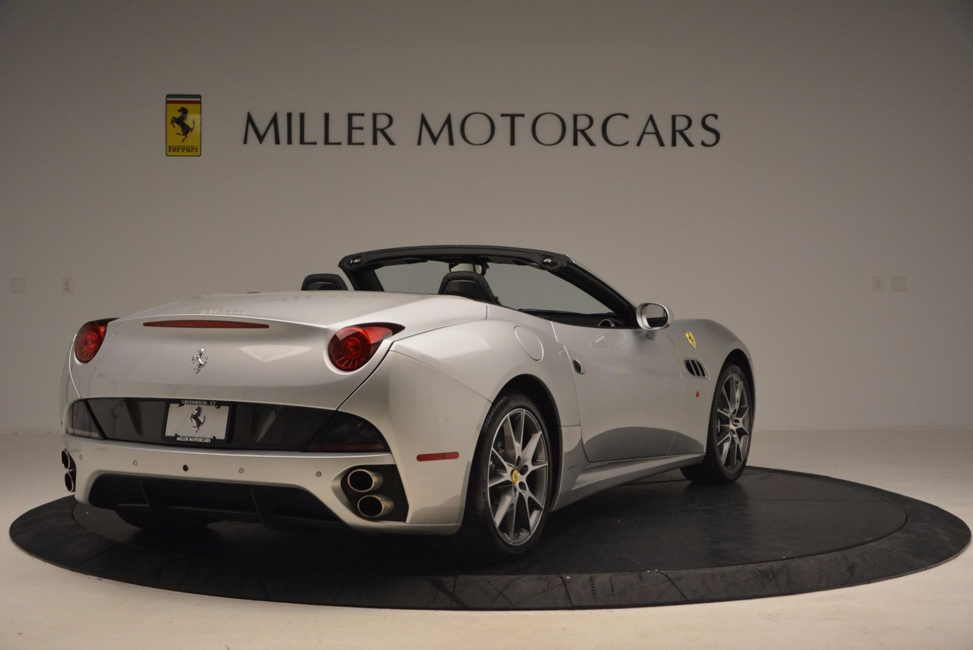 Used 2012 Ferrari California  For Sale In Greenwich, CT. Alfa Romeo of Greenwich, 4385 1098_p7