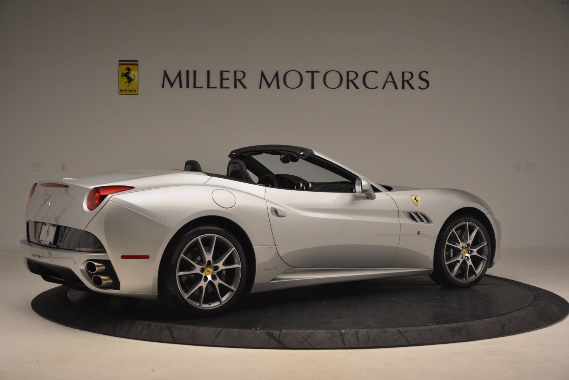 Used 2012 Ferrari California  For Sale In Greenwich, CT. Alfa Romeo of Greenwich, 4385 1098_p8