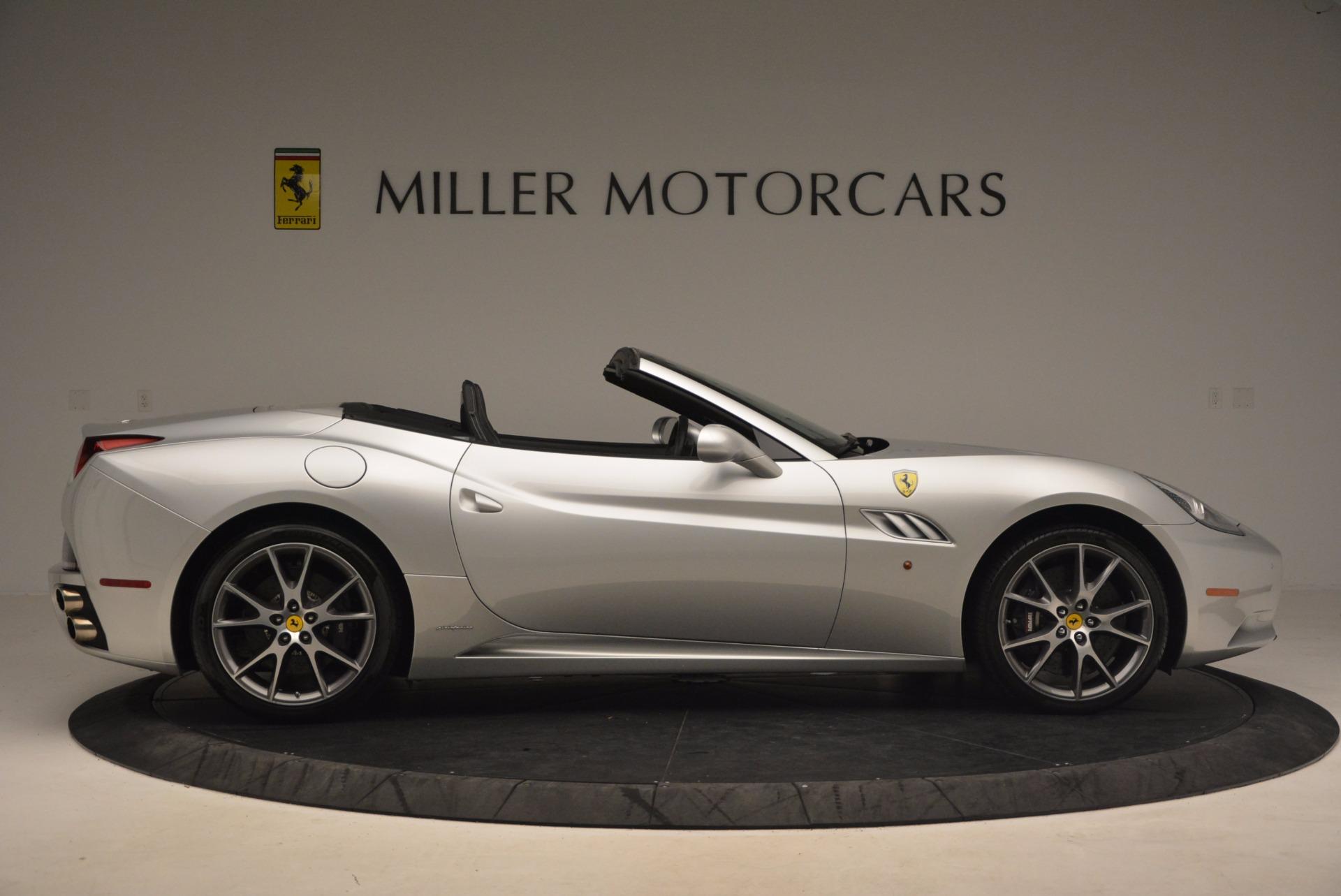Used 2012 Ferrari California  For Sale In Greenwich, CT. Alfa Romeo of Greenwich, 4385 1098_p9