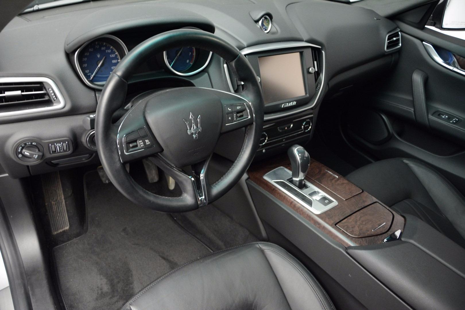 Used 2014 Maserati Ghibli  For Sale In Greenwich, CT. Alfa Romeo of Greenwich, M1836A 1099_p13