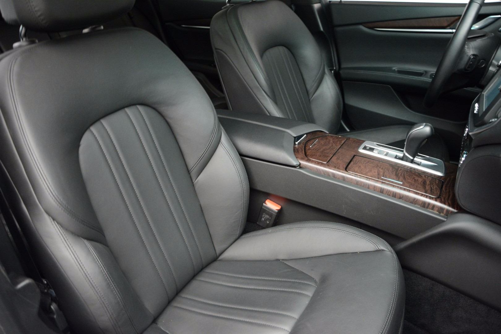 Used 2014 Maserati Ghibli  For Sale In Greenwich, CT. Alfa Romeo of Greenwich, M1836A 1099_p21