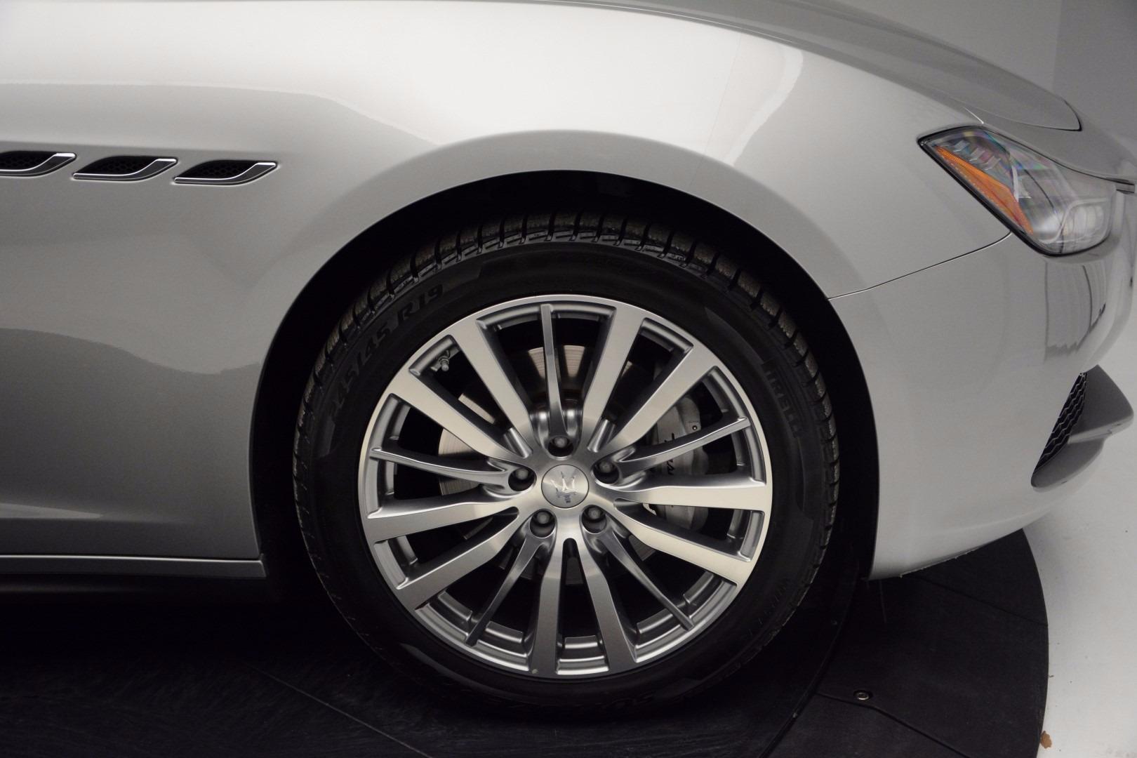 Used 2014 Maserati Ghibli  For Sale In Greenwich, CT. Alfa Romeo of Greenwich, M1836A 1099_p22