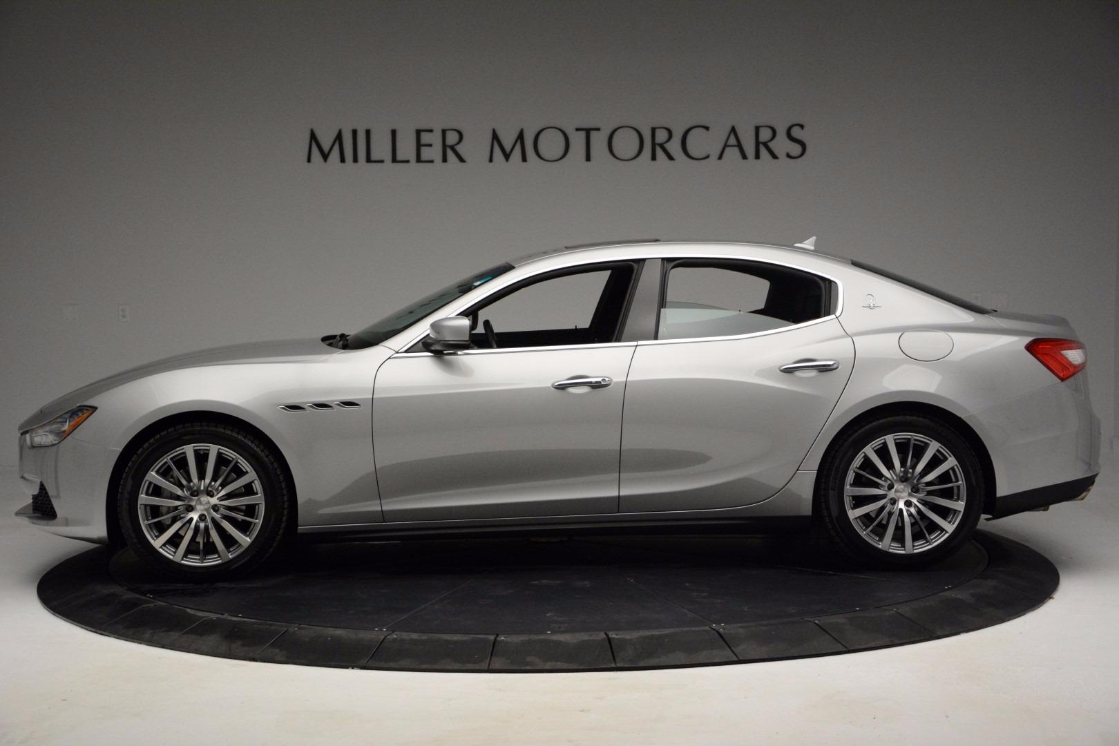 Used 2014 Maserati Ghibli  For Sale In Greenwich, CT. Alfa Romeo of Greenwich, M1836A 1099_p2