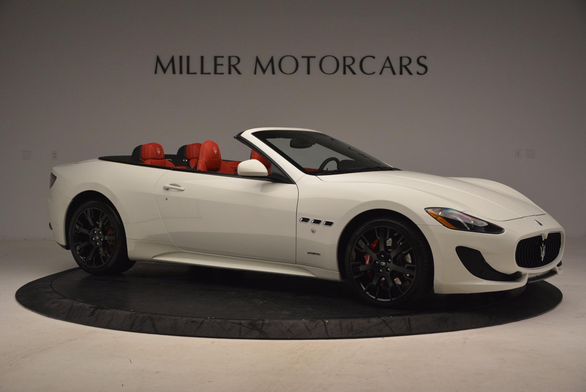 Used 2016 Maserati GranTurismo Sport For Sale In Greenwich, CT. Alfa Romeo of Greenwich, M1702A 1100_p10