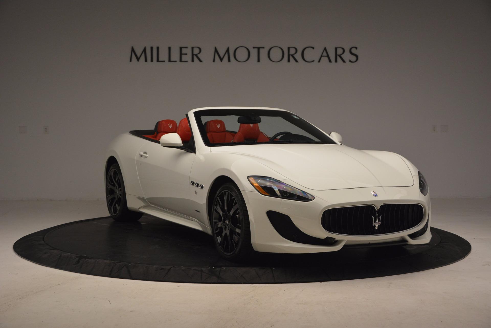 Used 2016 Maserati GranTurismo Sport For Sale In Greenwich, CT. Alfa Romeo of Greenwich, M1702A 1100_p11