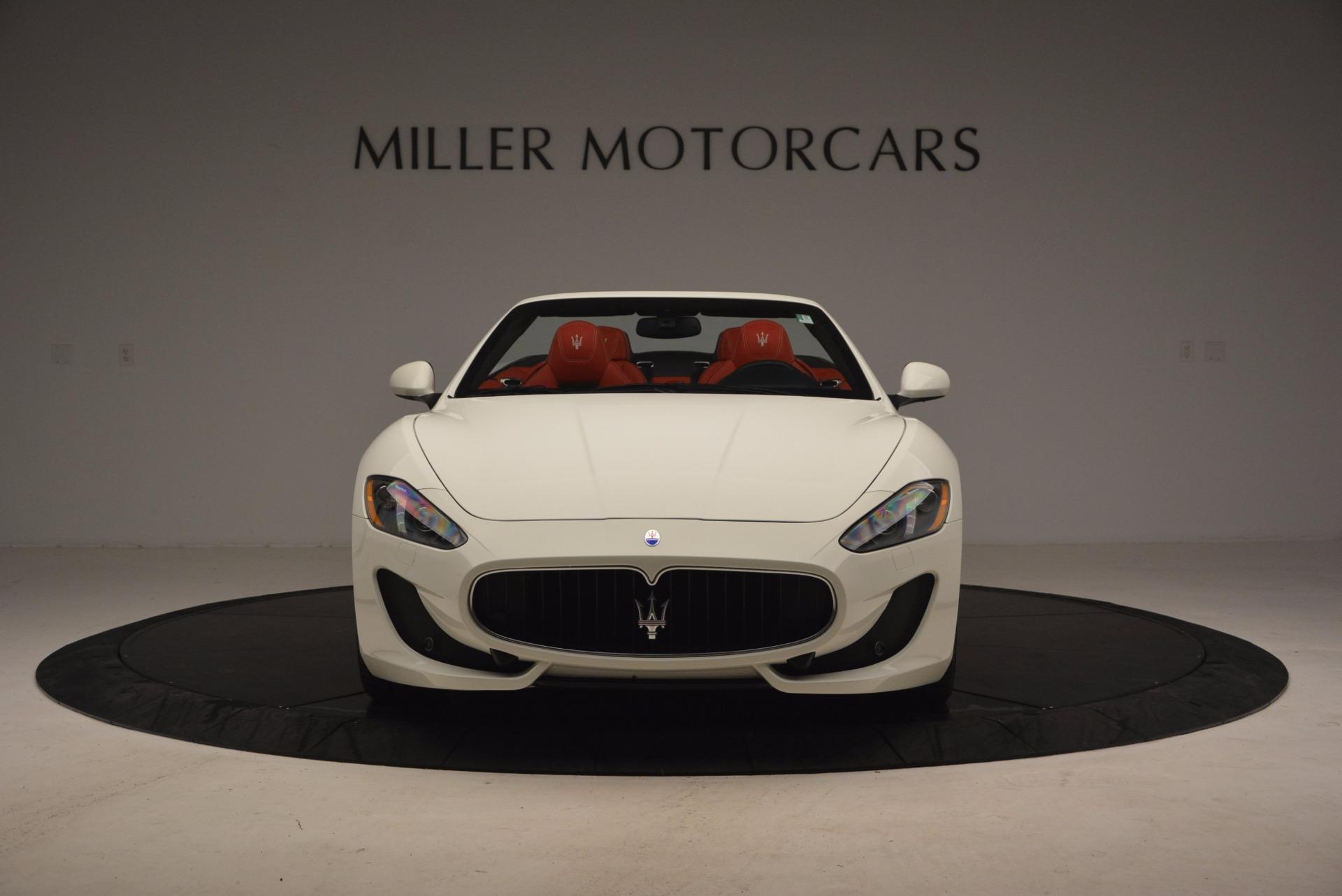 Used 2016 Maserati GranTurismo Sport For Sale In Greenwich, CT. Alfa Romeo of Greenwich, M1702A 1100_p12