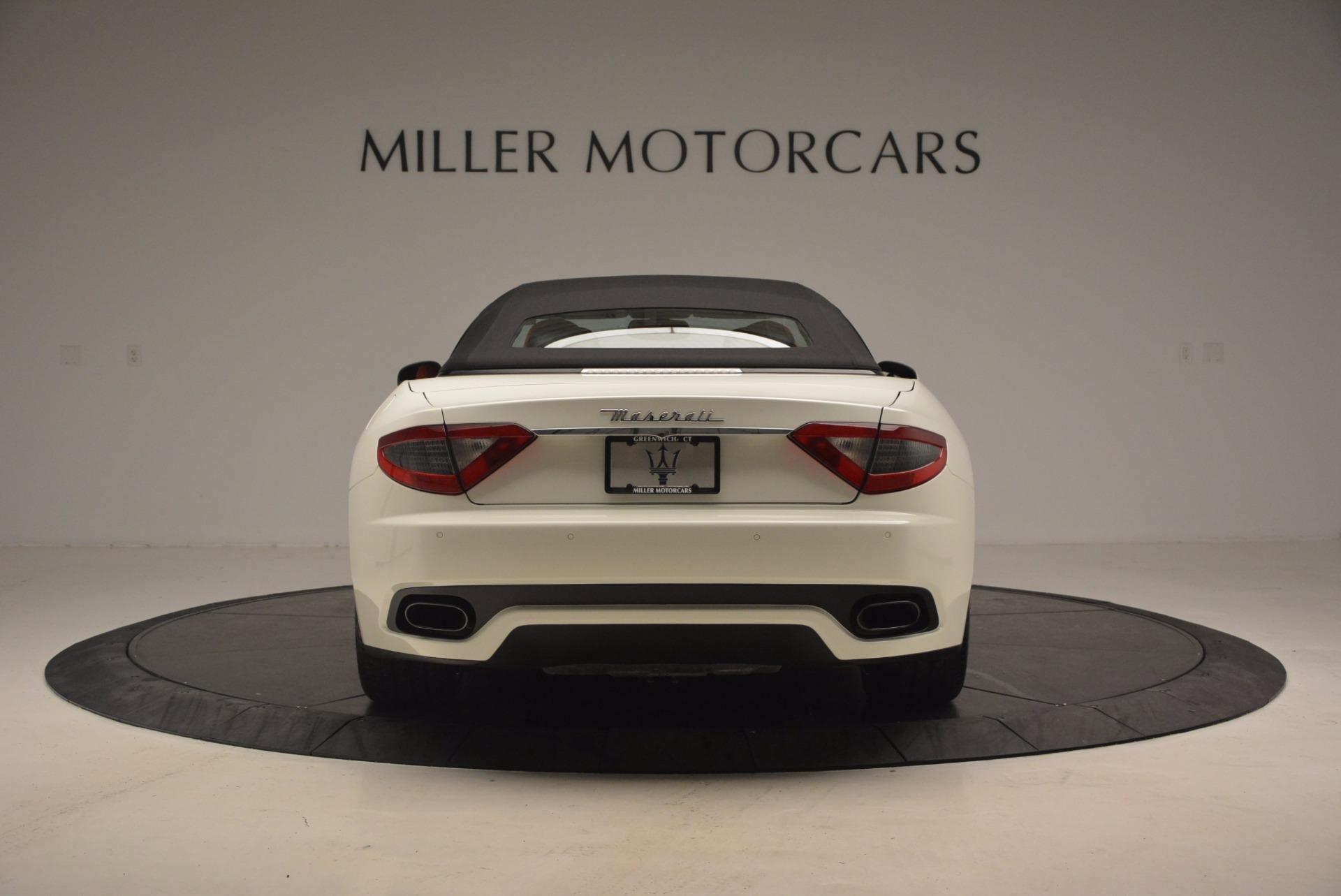 Used 2016 Maserati GranTurismo Sport For Sale In Greenwich, CT. Alfa Romeo of Greenwich, M1702A 1100_p18