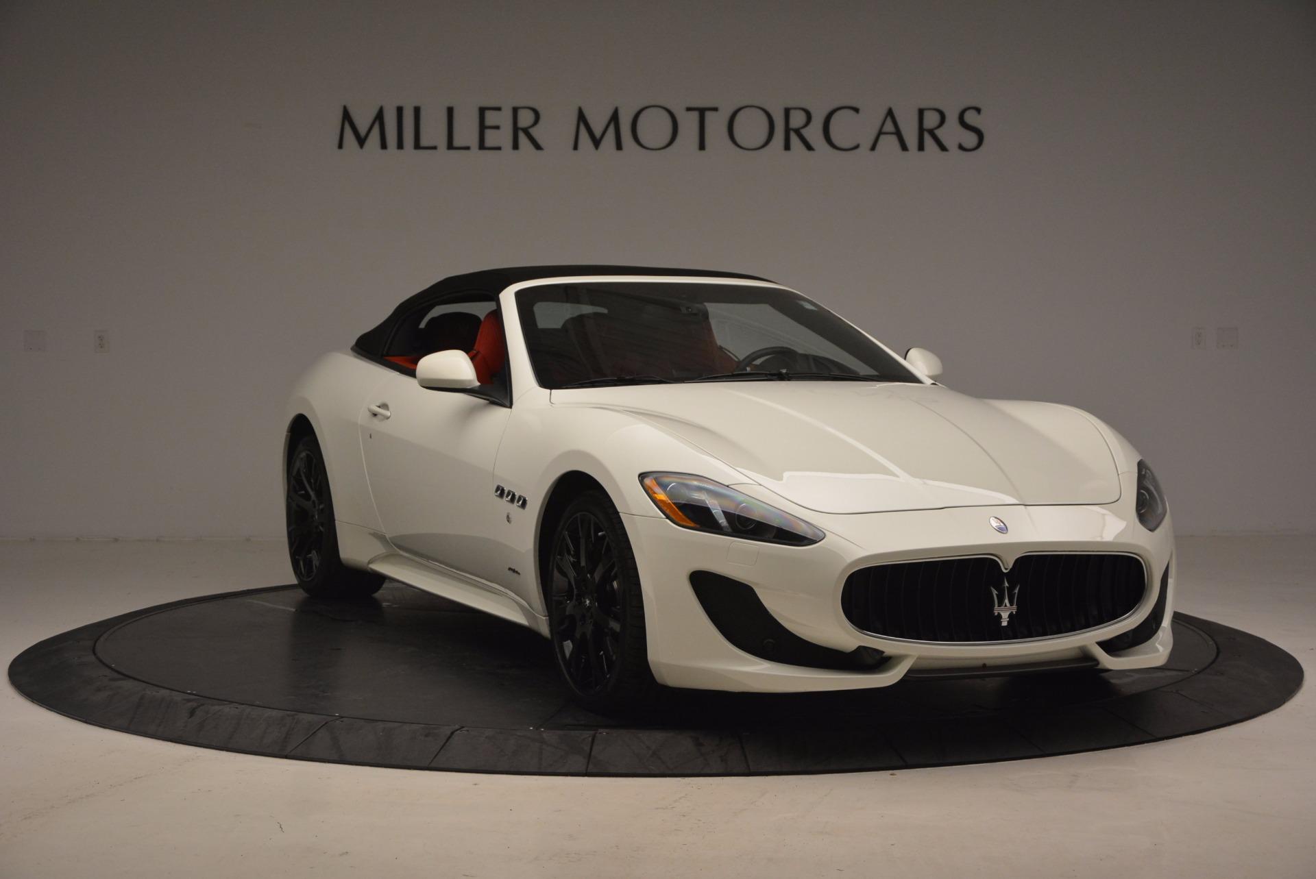 Used 2016 Maserati GranTurismo Sport For Sale In Greenwich, CT. Alfa Romeo of Greenwich, M1702A 1100_p23