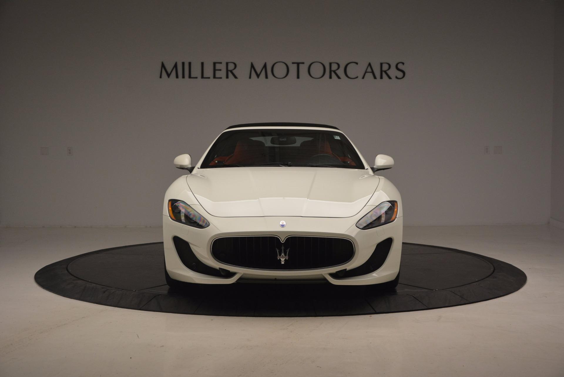 Used 2016 Maserati GranTurismo Sport For Sale In Greenwich, CT. Alfa Romeo of Greenwich, M1702A 1100_p24