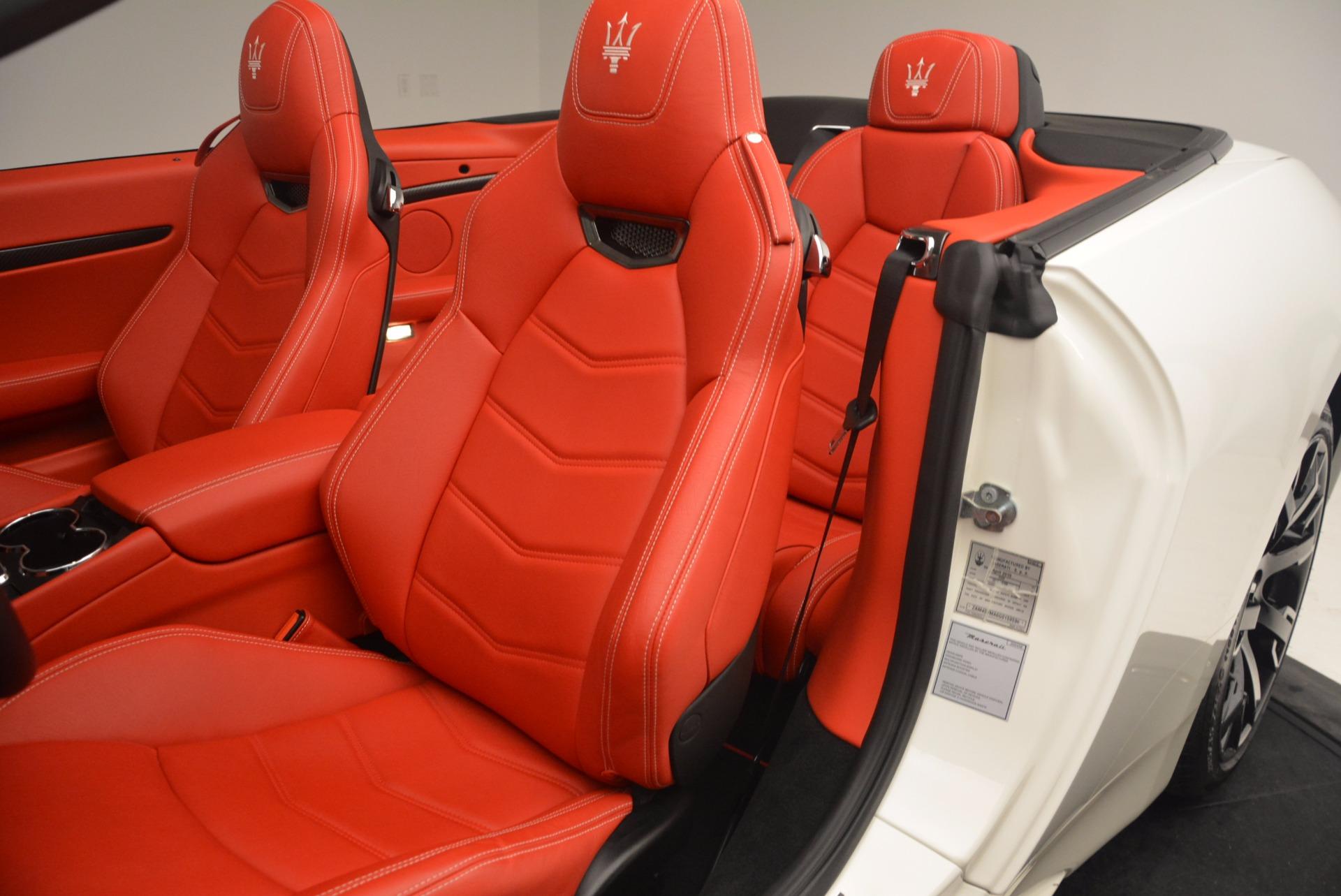 Used 2016 Maserati GranTurismo Sport For Sale In Greenwich, CT. Alfa Romeo of Greenwich, M1702A 1100_p36