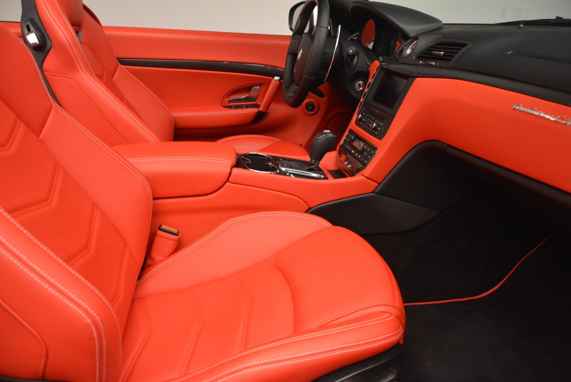 Used 2016 Maserati GranTurismo Sport For Sale In Greenwich, CT. Alfa Romeo of Greenwich, M1702A 1100_p39