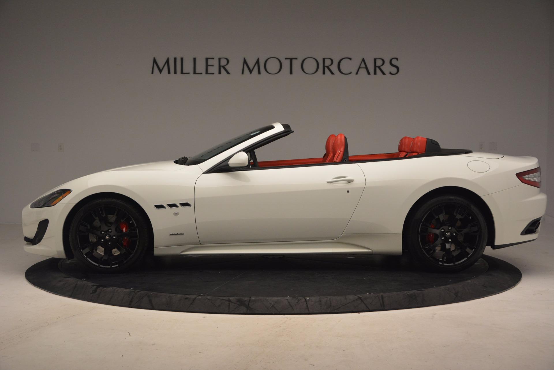 Used 2016 Maserati GranTurismo Sport For Sale In Greenwich, CT. Alfa Romeo of Greenwich, M1702A 1100_p3