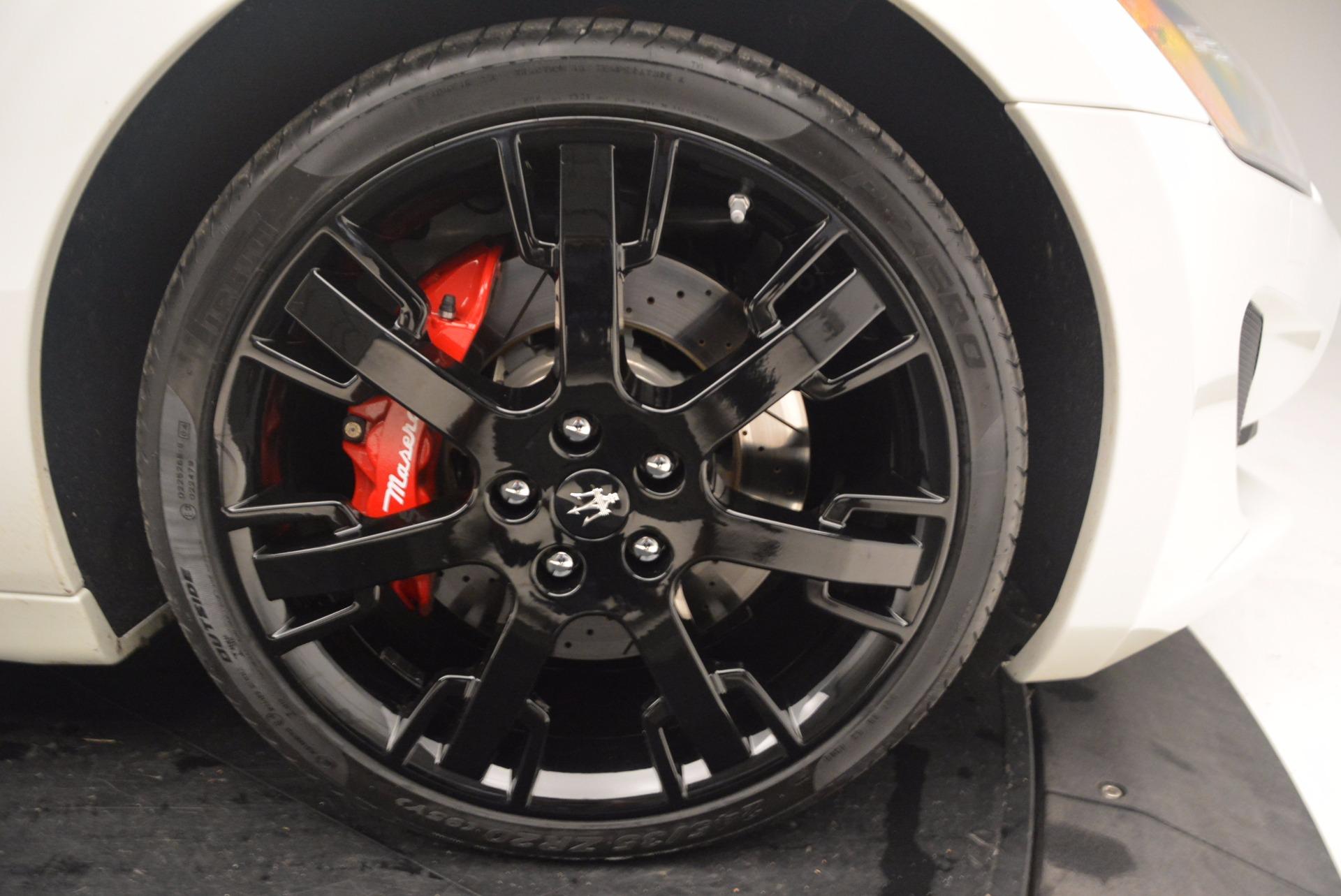 Used 2016 Maserati GranTurismo Sport For Sale In Greenwich, CT. Alfa Romeo of Greenwich, M1702A 1100_p42