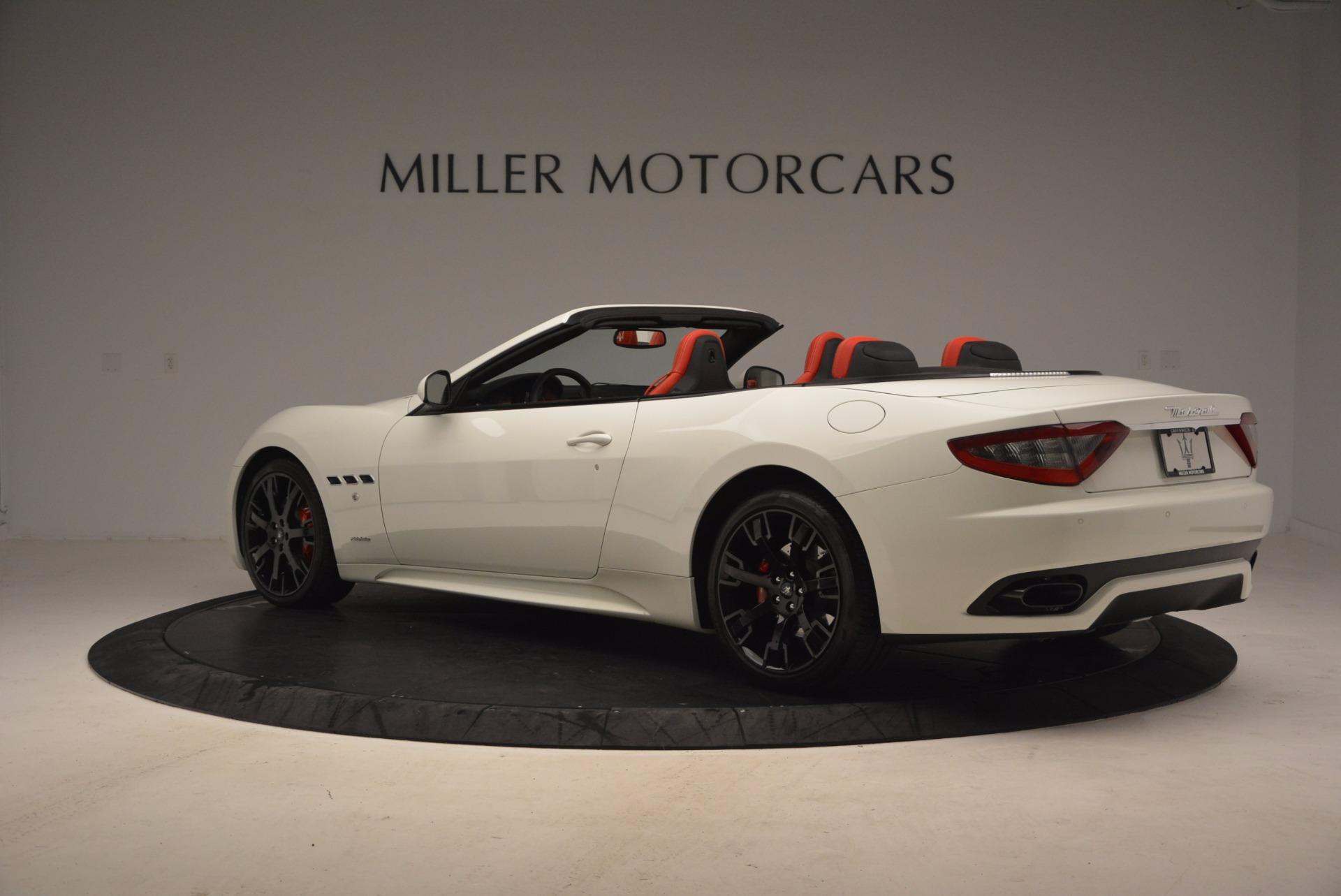Used 2016 Maserati GranTurismo Sport For Sale In Greenwich, CT. Alfa Romeo of Greenwich, M1702A 1100_p5
