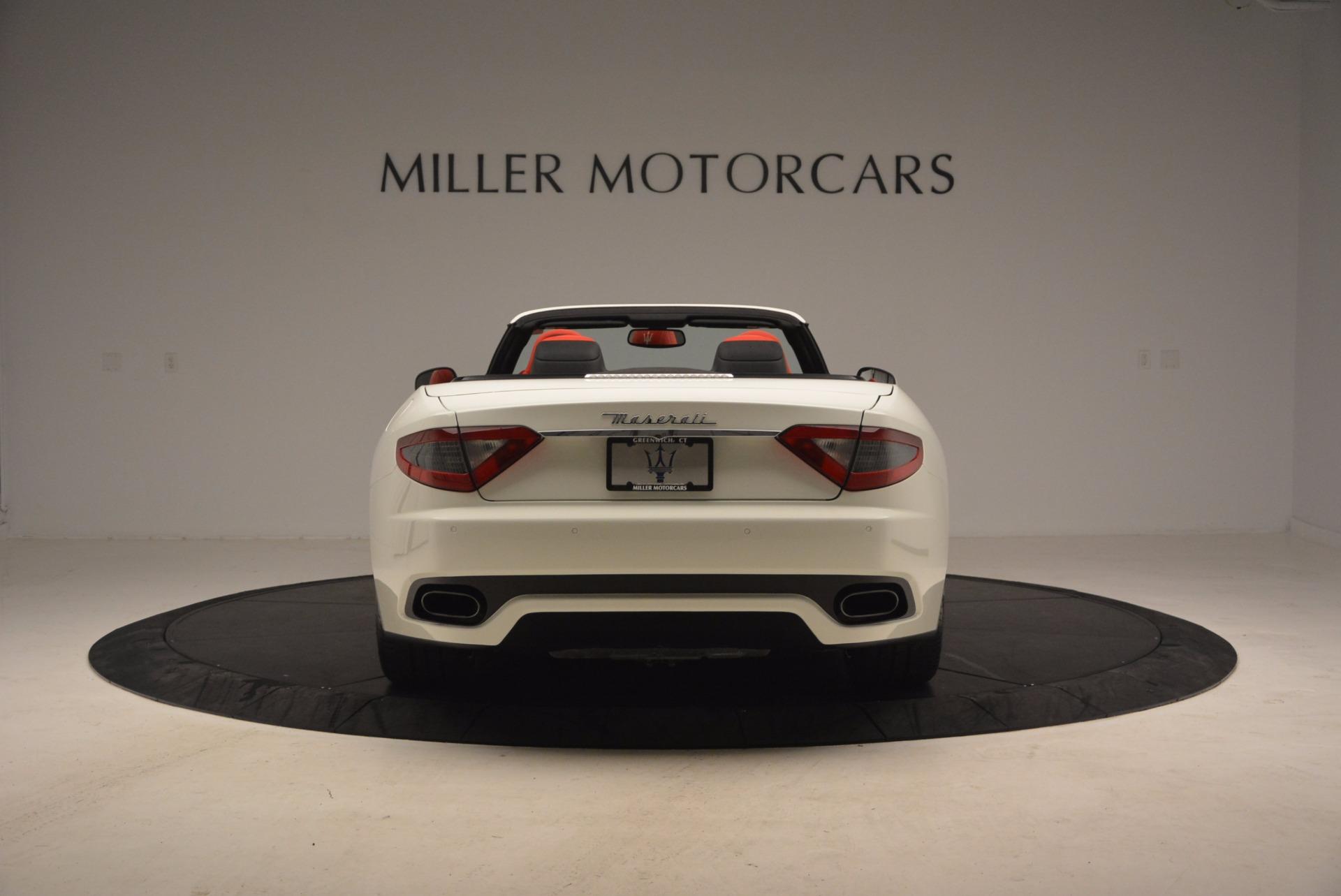 Used 2016 Maserati GranTurismo Sport For Sale In Greenwich, CT. Alfa Romeo of Greenwich, M1702A 1100_p6