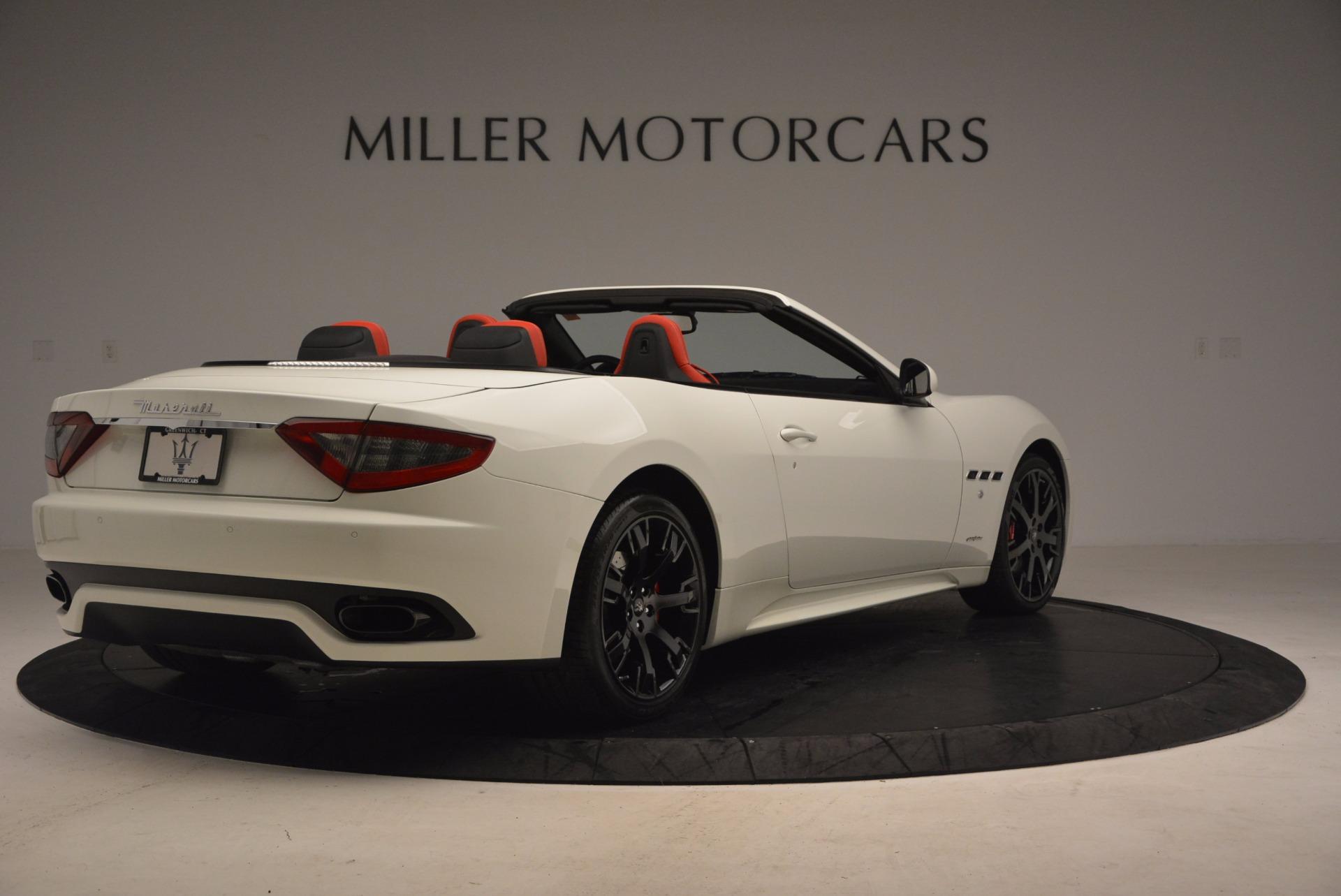 Used 2016 Maserati GranTurismo Sport For Sale In Greenwich, CT. Alfa Romeo of Greenwich, M1702A 1100_p7
