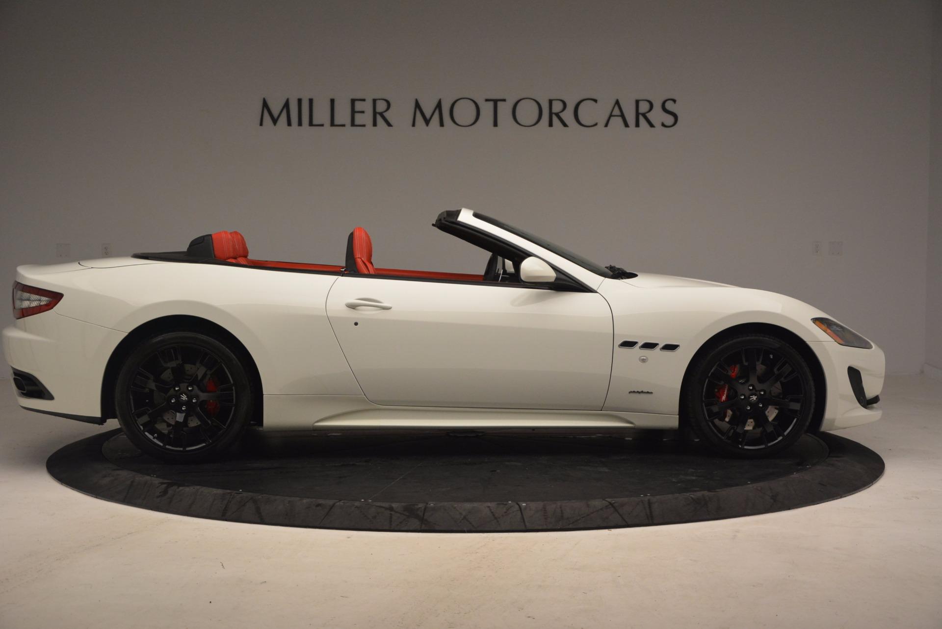 Used 2016 Maserati GranTurismo Sport For Sale In Greenwich, CT. Alfa Romeo of Greenwich, M1702A 1100_p9