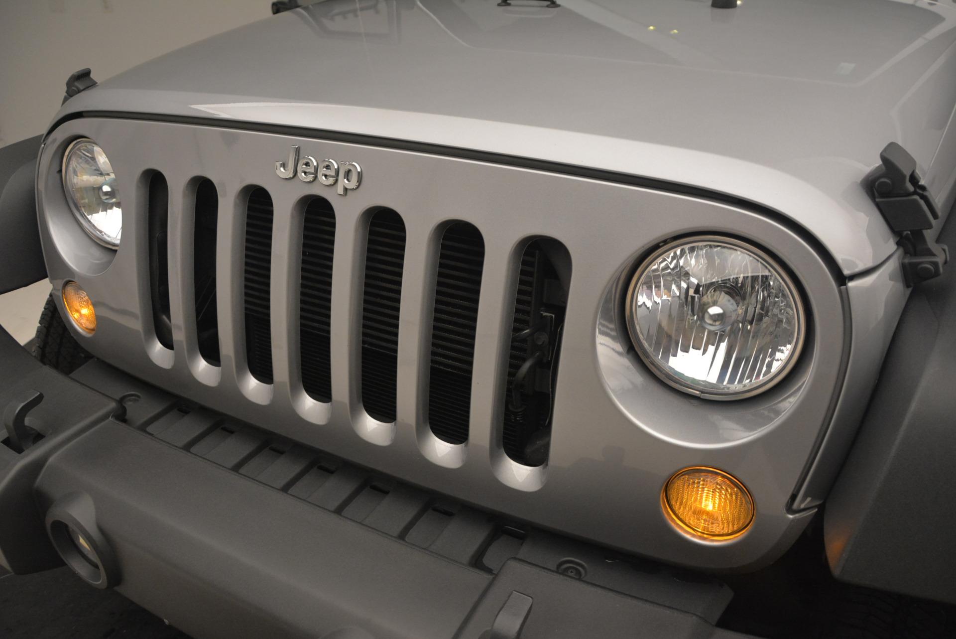 Used 2015 Jeep Wrangler Sport For Sale In Greenwich, CT. Alfa Romeo of Greenwich, 7185 1101_p14