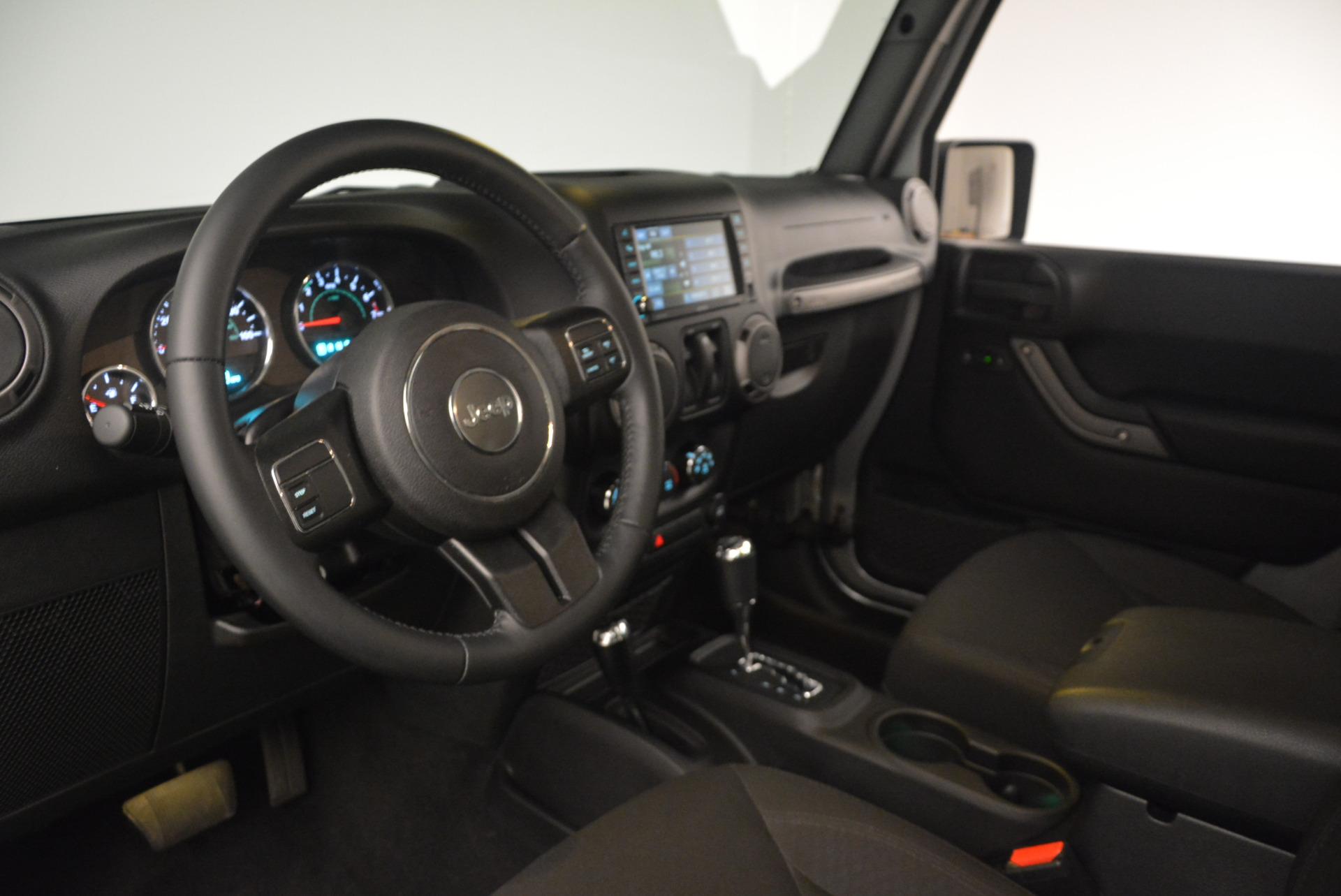 Used 2015 Jeep Wrangler Sport For Sale In Greenwich, CT. Alfa Romeo of Greenwich, 7185 1101_p19