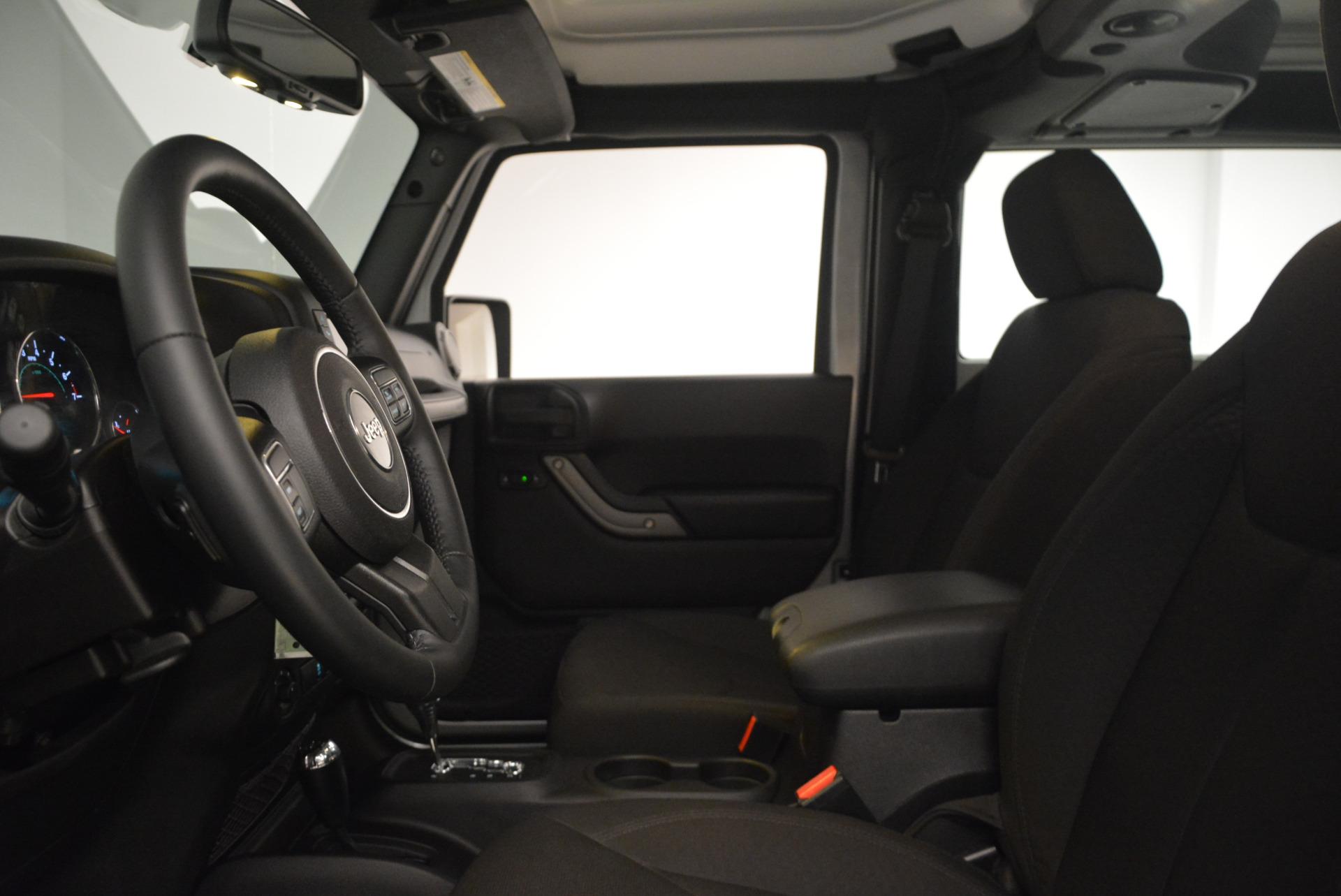 Used 2015 Jeep Wrangler Sport For Sale In Greenwich, CT. Alfa Romeo of Greenwich, 7185 1101_p21