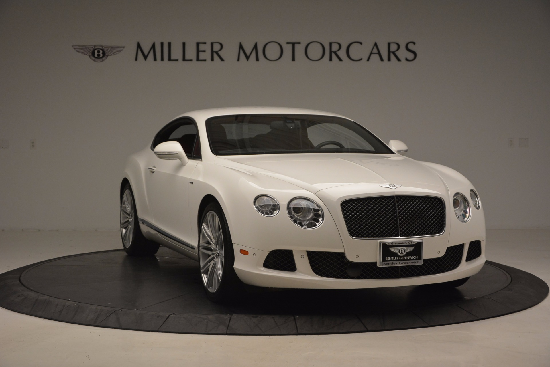 Used 2014 Bentley Continental GT Speed For Sale In Greenwich, CT. Alfa Romeo of Greenwich, B1204A 1102_p12