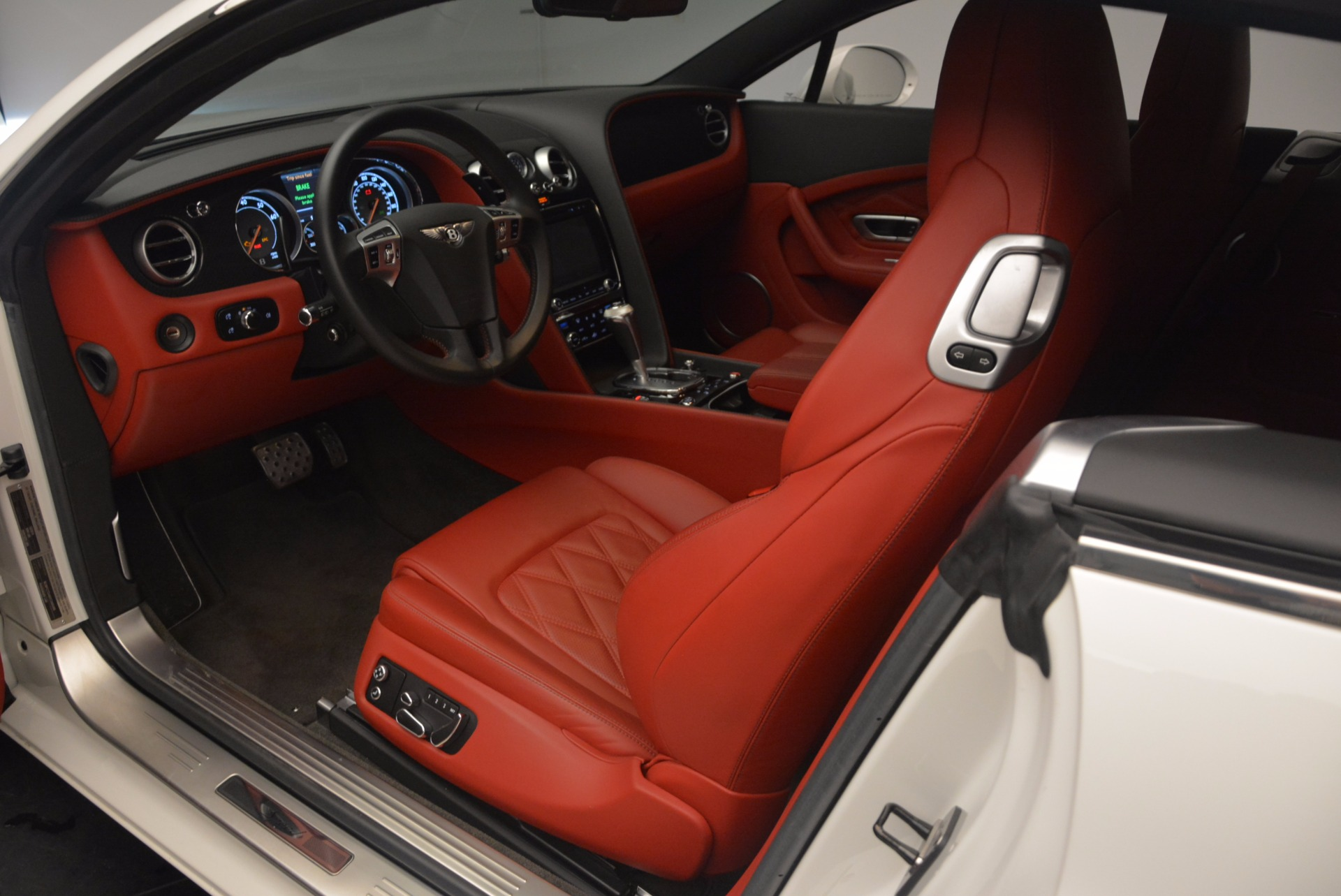 Used 2014 Bentley Continental GT Speed For Sale In Greenwich, CT. Alfa Romeo of Greenwich, B1204A 1102_p22