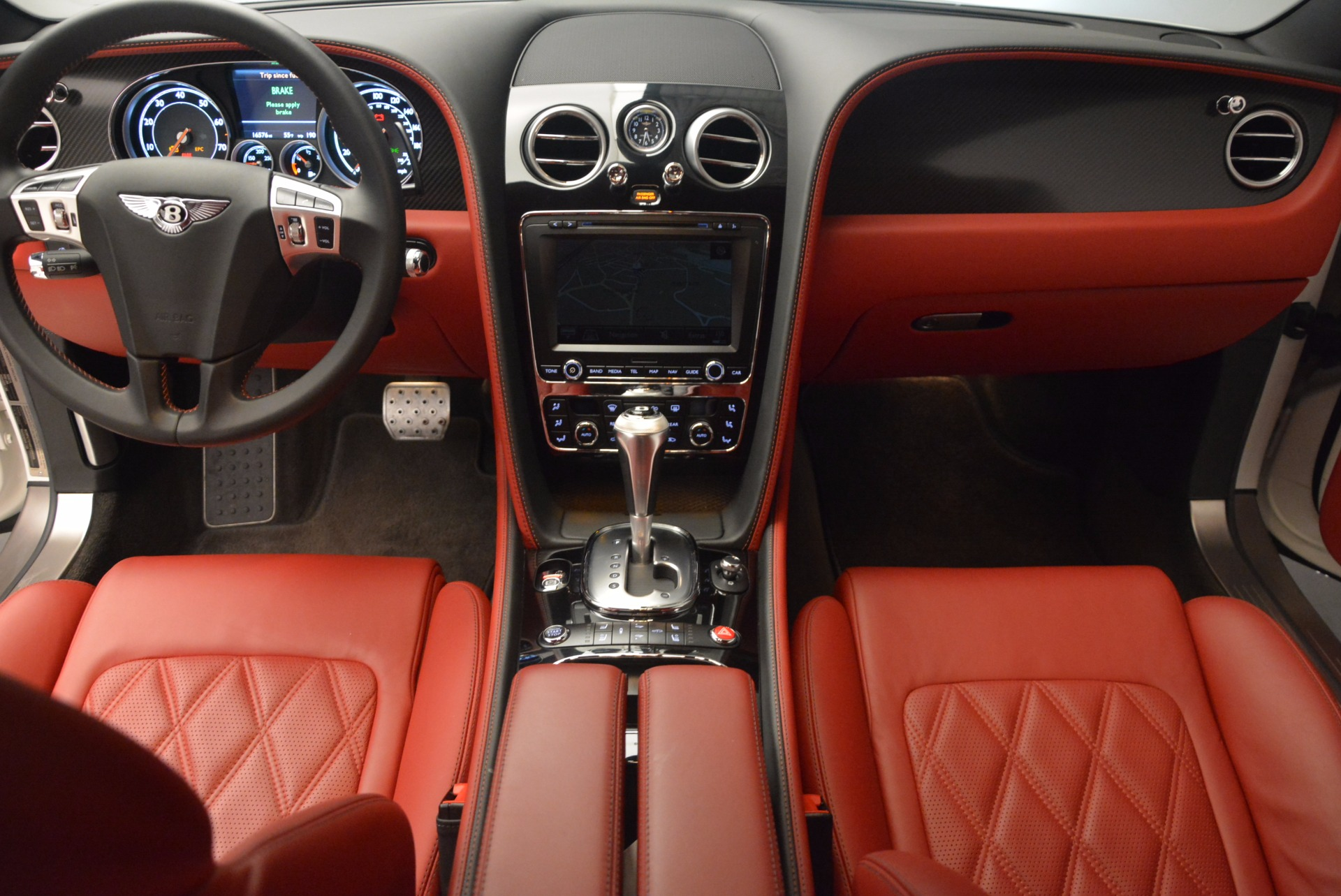Used 2014 Bentley Continental GT Speed For Sale In Greenwich, CT. Alfa Romeo of Greenwich, B1204A 1102_p27