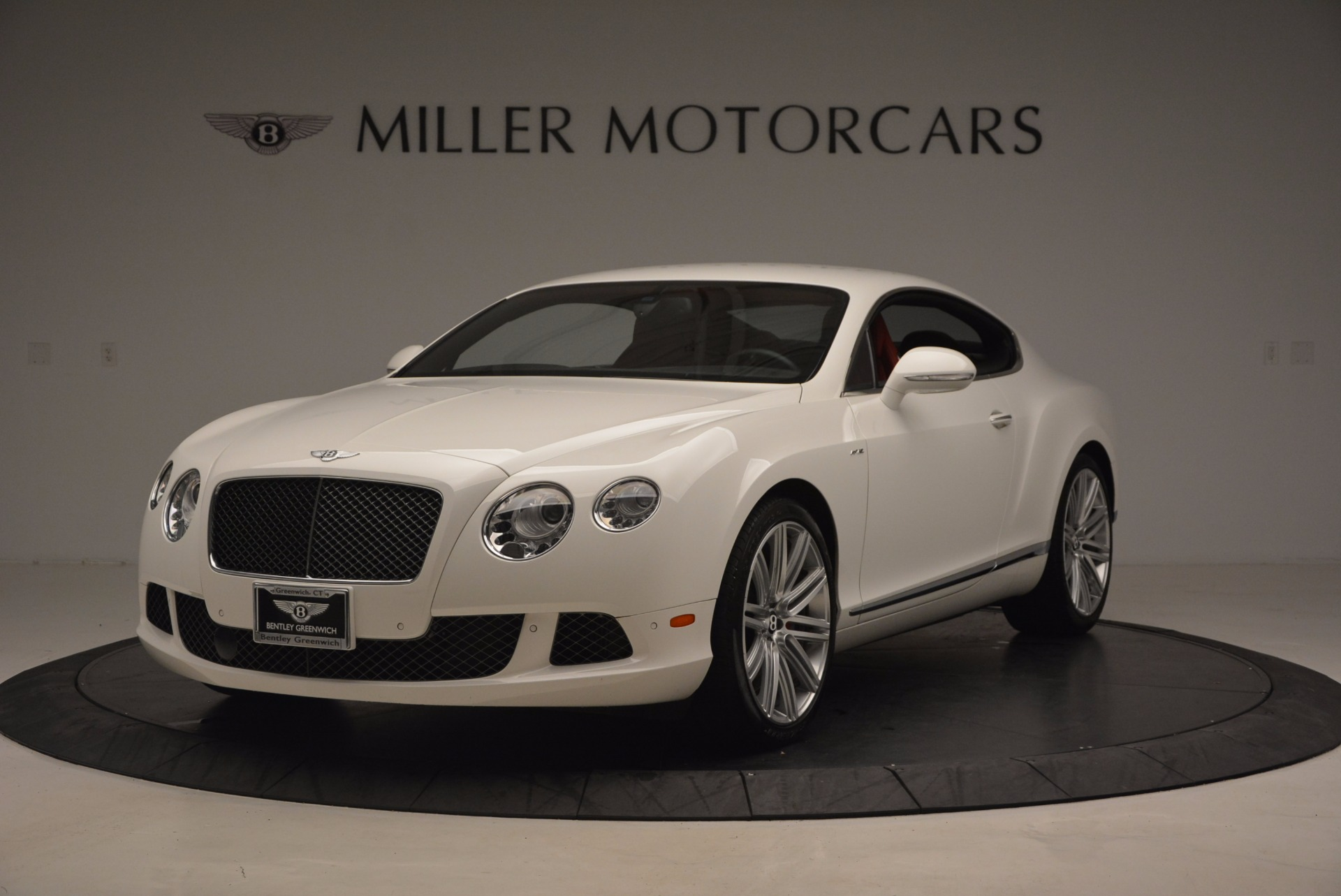 Used 2014 Bentley Continental GT Speed For Sale In Greenwich, CT. Alfa Romeo of Greenwich, B1204A 1102_p2