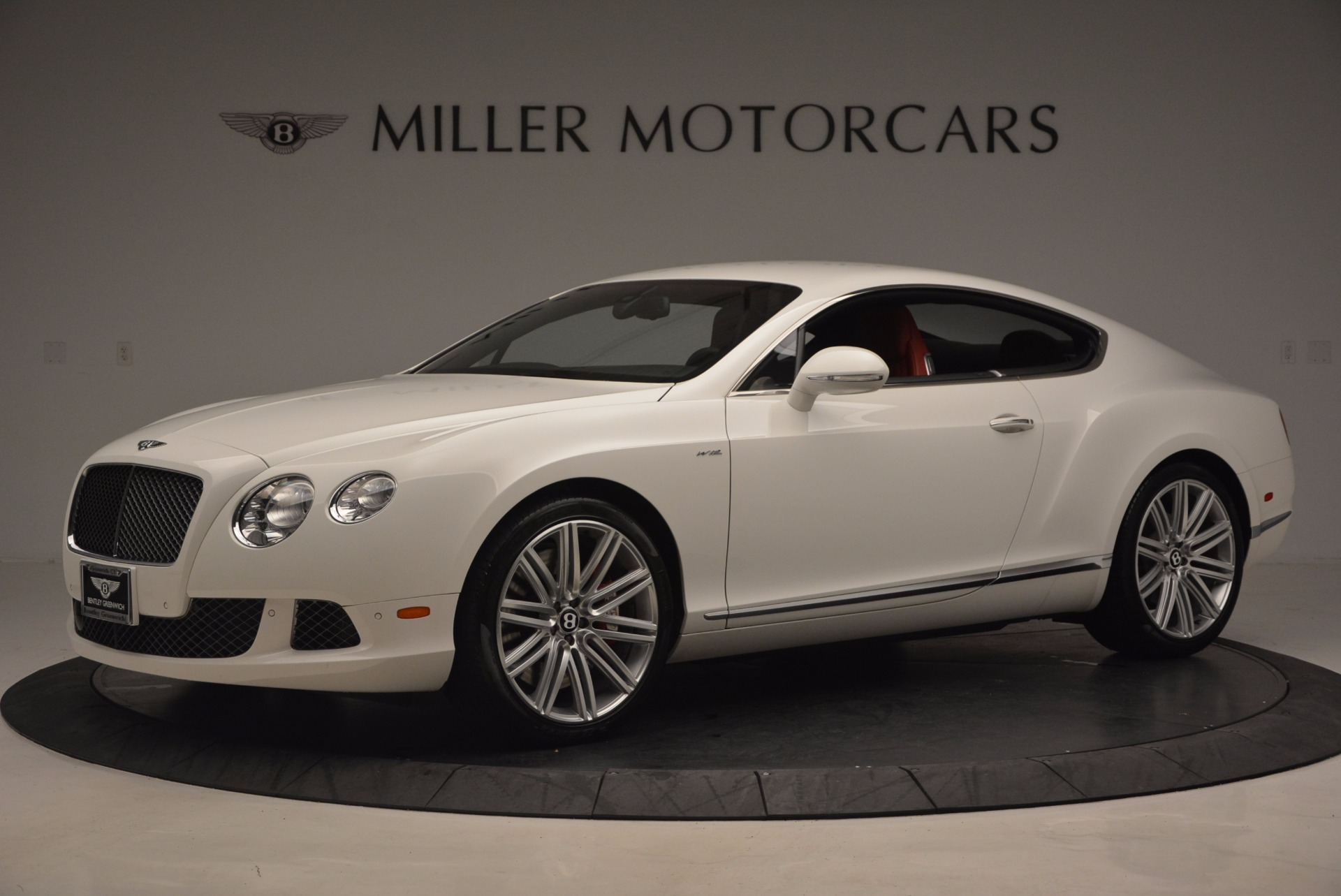 Used 2014 Bentley Continental GT Speed For Sale In Greenwich, CT. Alfa Romeo of Greenwich, B1204A 1102_p3