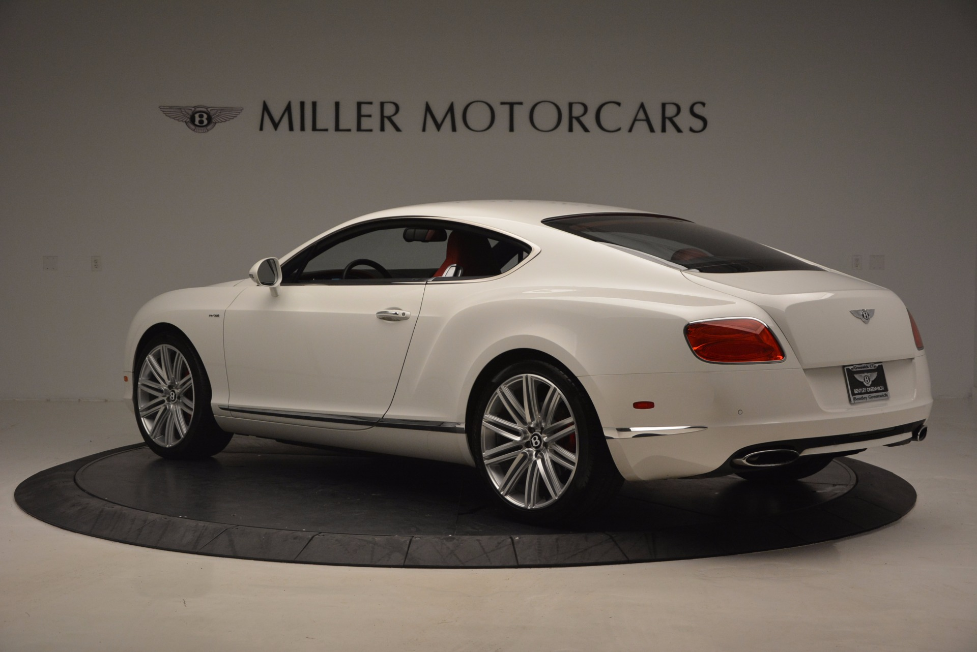Used 2014 Bentley Continental GT Speed For Sale In Greenwich, CT. Alfa Romeo of Greenwich, B1204A 1102_p5