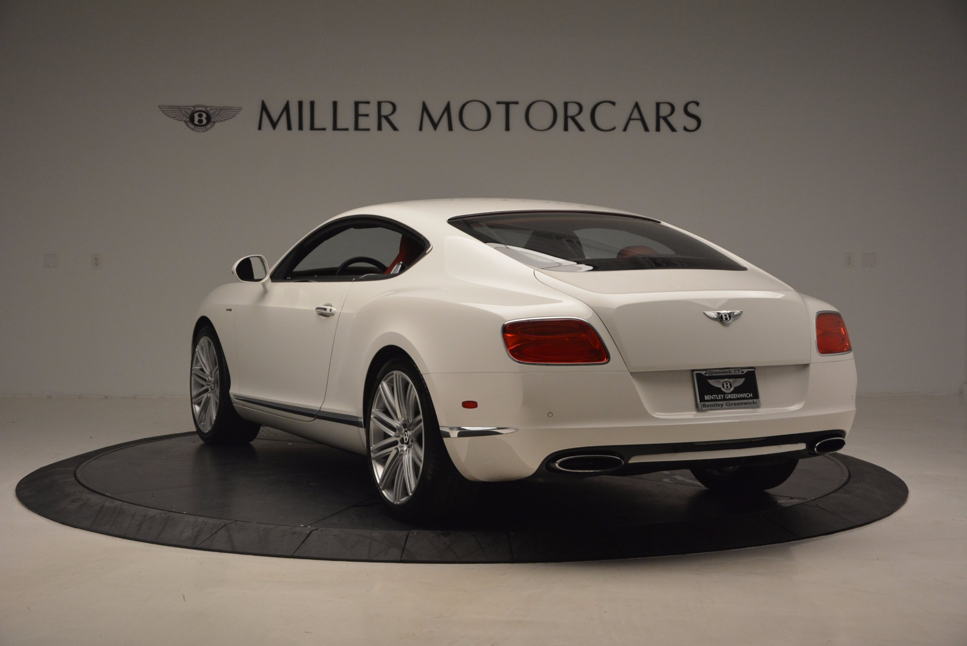 Used 2014 Bentley Continental GT Speed For Sale In Greenwich, CT. Alfa Romeo of Greenwich, B1204A 1102_p6
