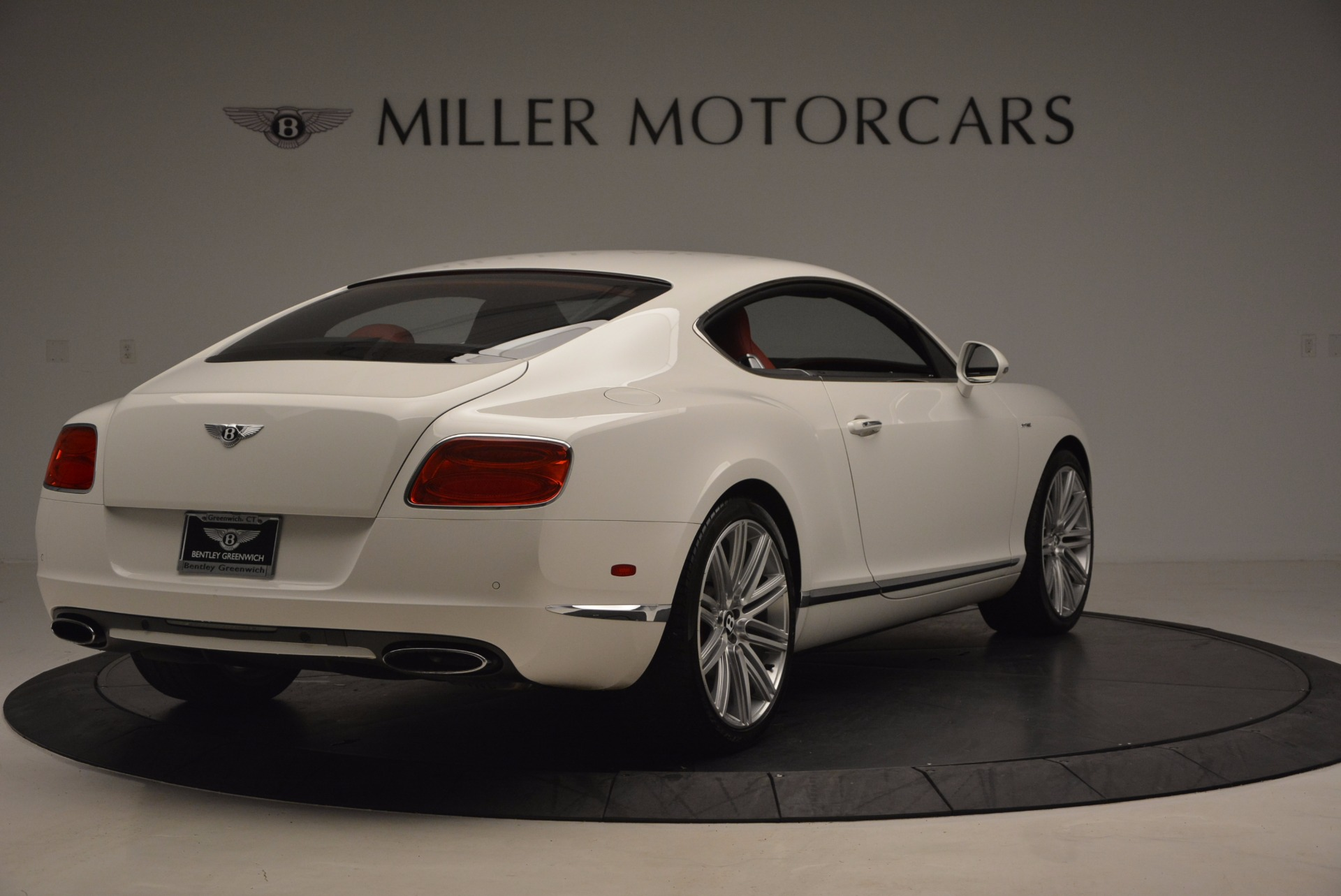 Used 2014 Bentley Continental GT Speed For Sale In Greenwich, CT. Alfa Romeo of Greenwich, B1204A 1102_p8