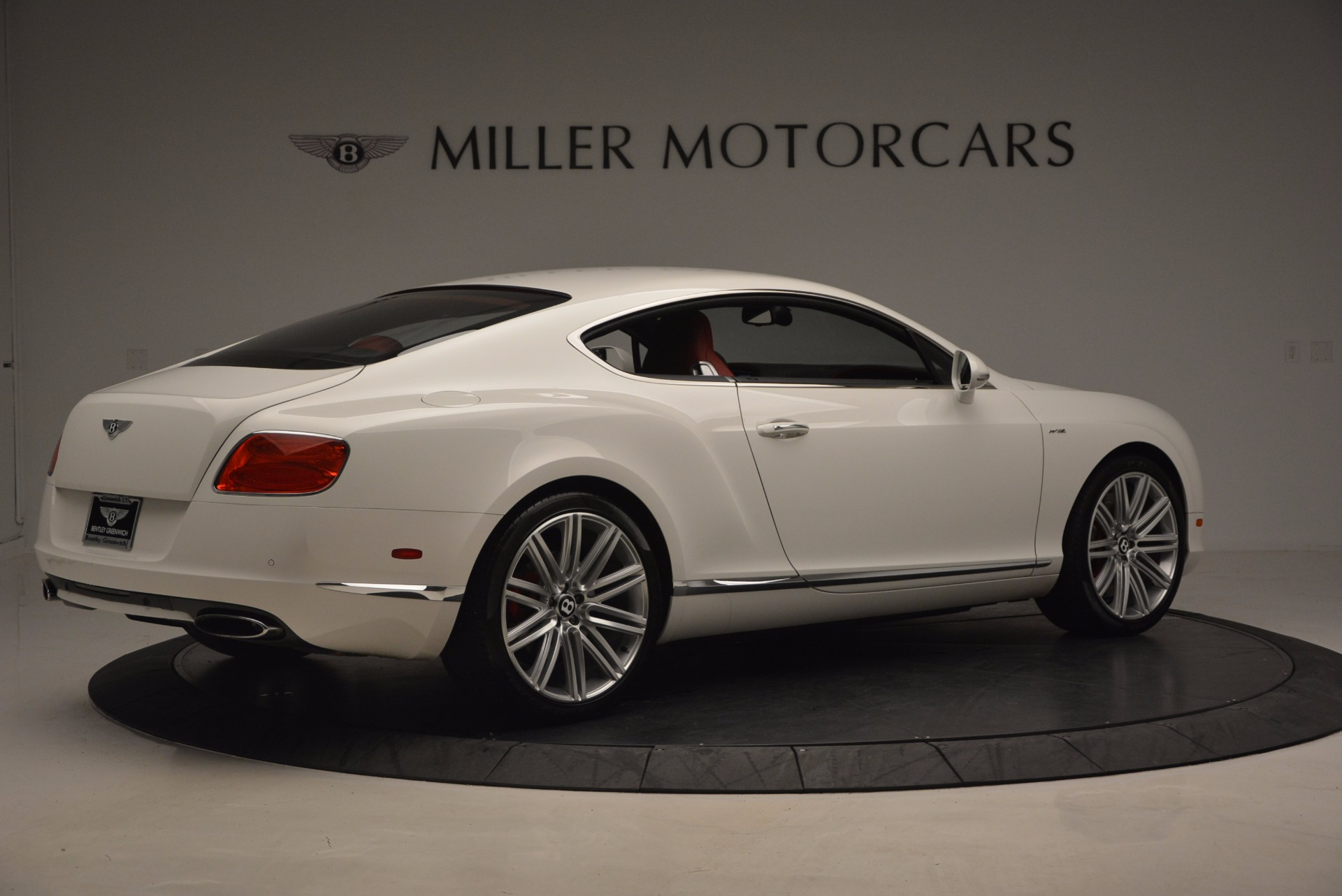 Used 2014 Bentley Continental GT Speed For Sale In Greenwich, CT. Alfa Romeo of Greenwich, B1204A 1102_p9
